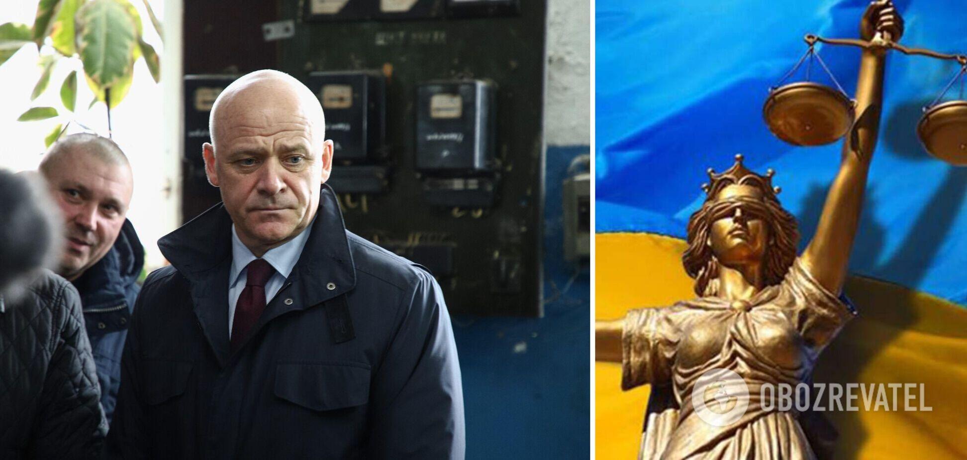 Суд продовжує обирати запобіжний захід Труханову 11 жовтня. Онлайн-трансляція