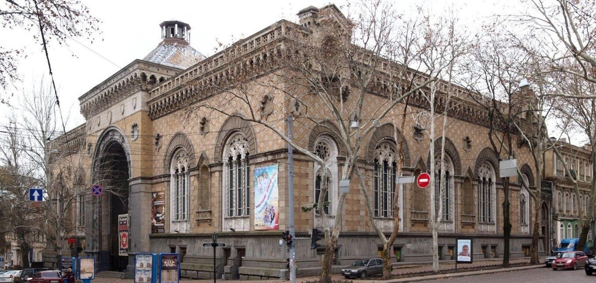 В Одессе отреставрируют областную филармонию