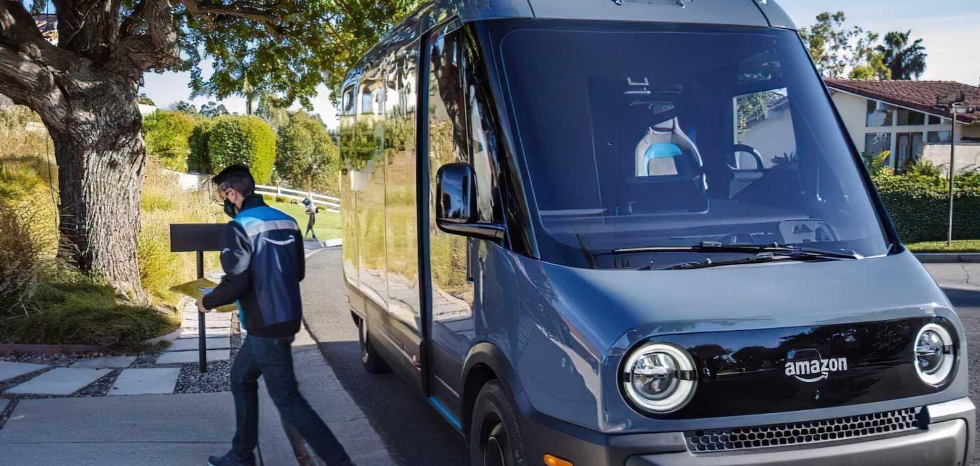 Rivian сконцентрується на фургонах для Amazon