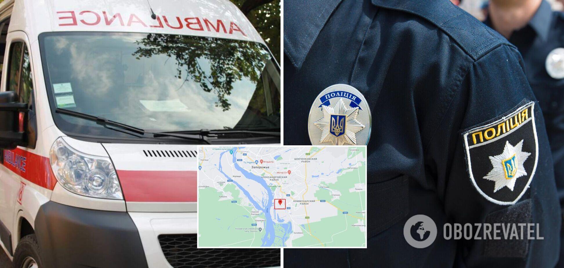У Запоріжжі 14-річна школярка вистрибнула з вікна багатоповерхівки: з'ясувалися деталі трагедії