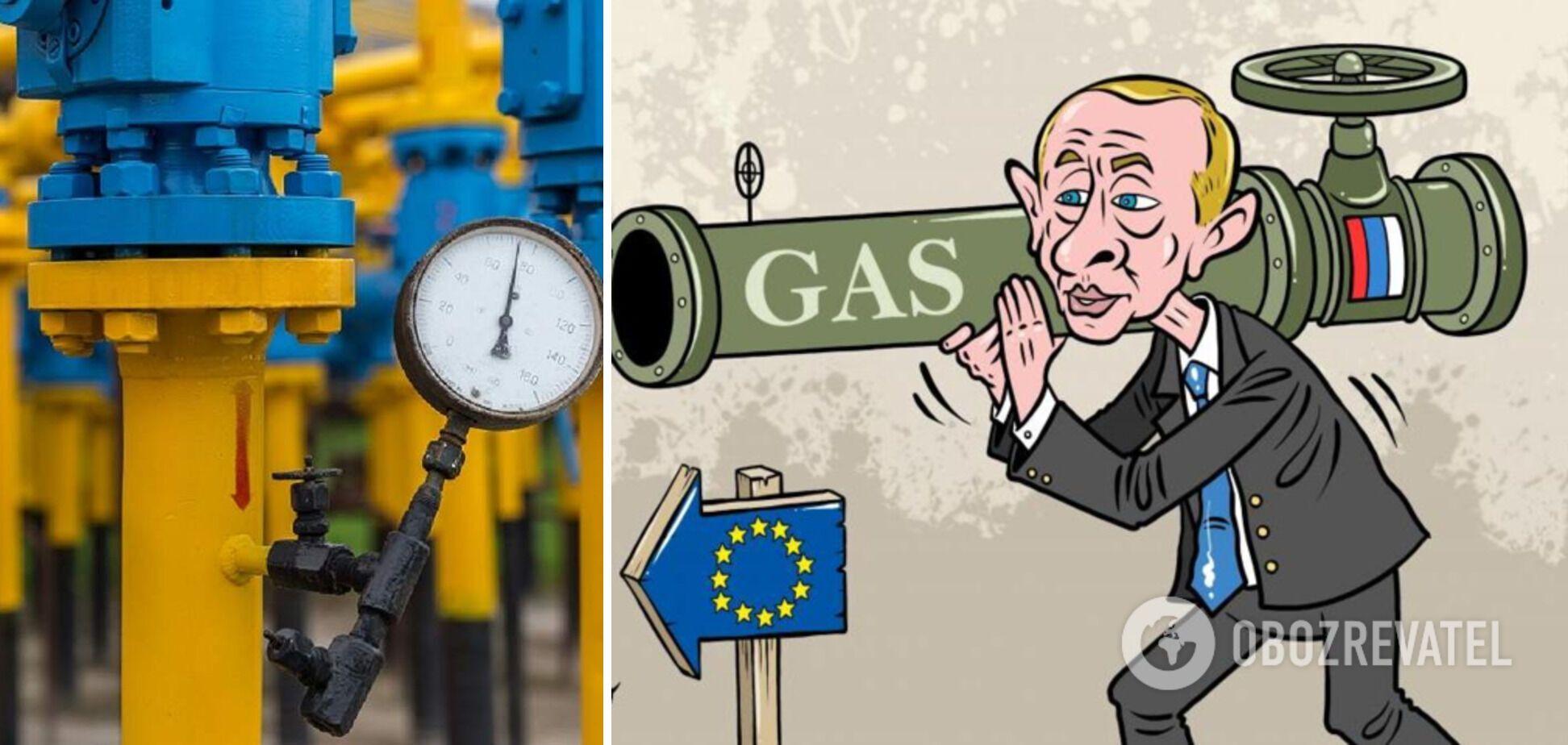 Путін відкрито погрожує підірвати українську ГТС