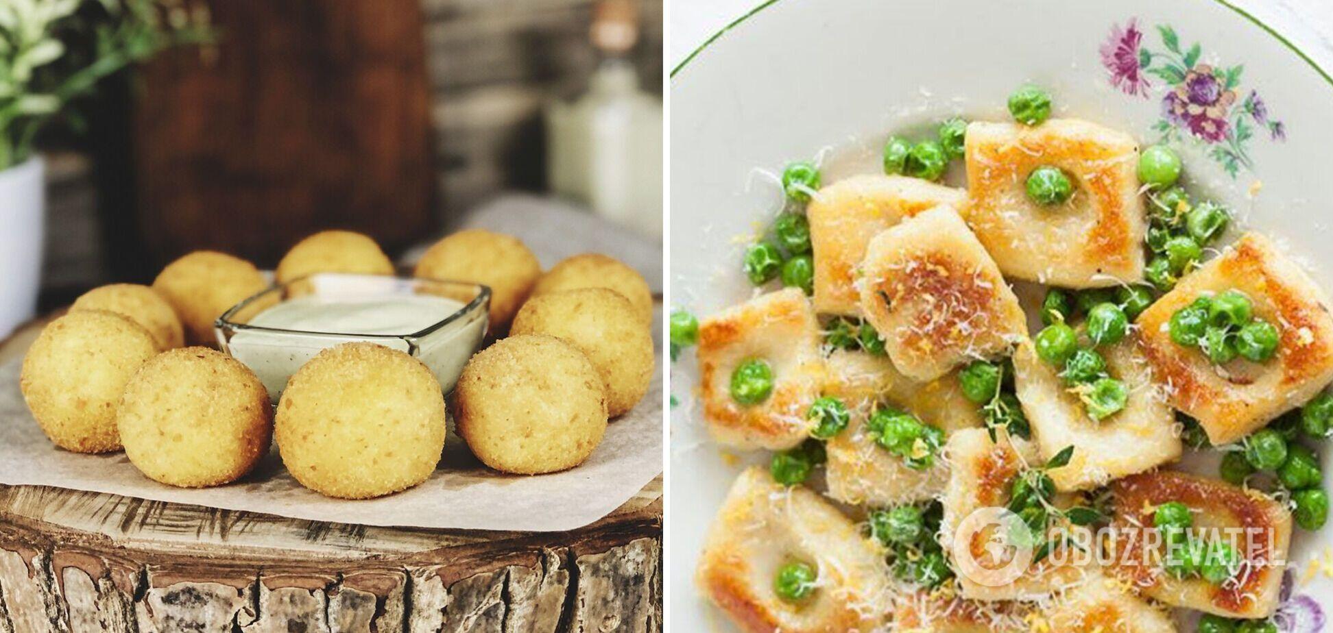 Что приготовить из картофельного пюре: вкусные и быстрые закуски