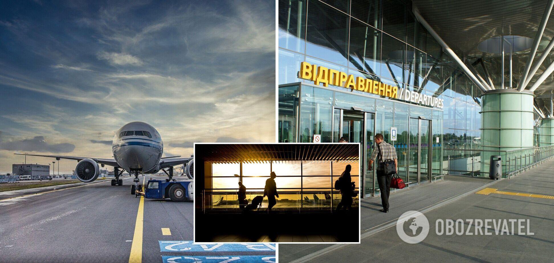 Названі країни, куди найчастіше літали українці у 2021 році