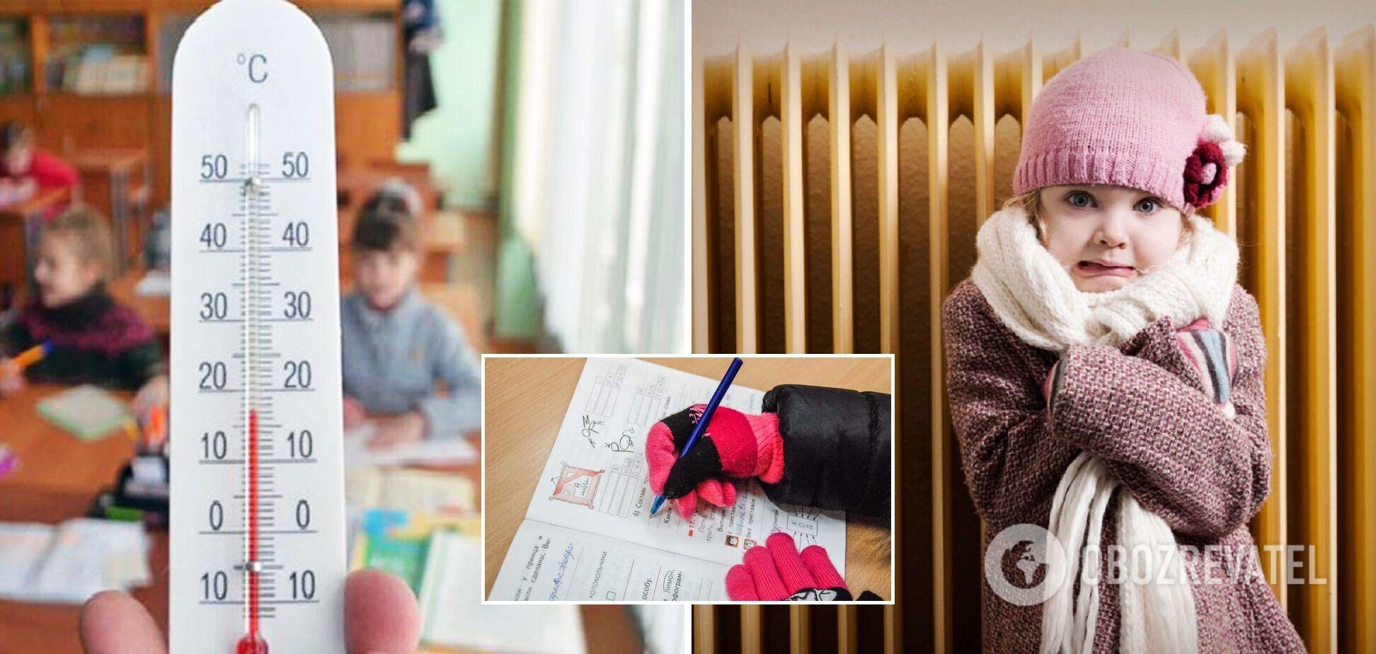COVID-19 відпочиватиме: сільські школи можуть не працювати взимку через холоднечу