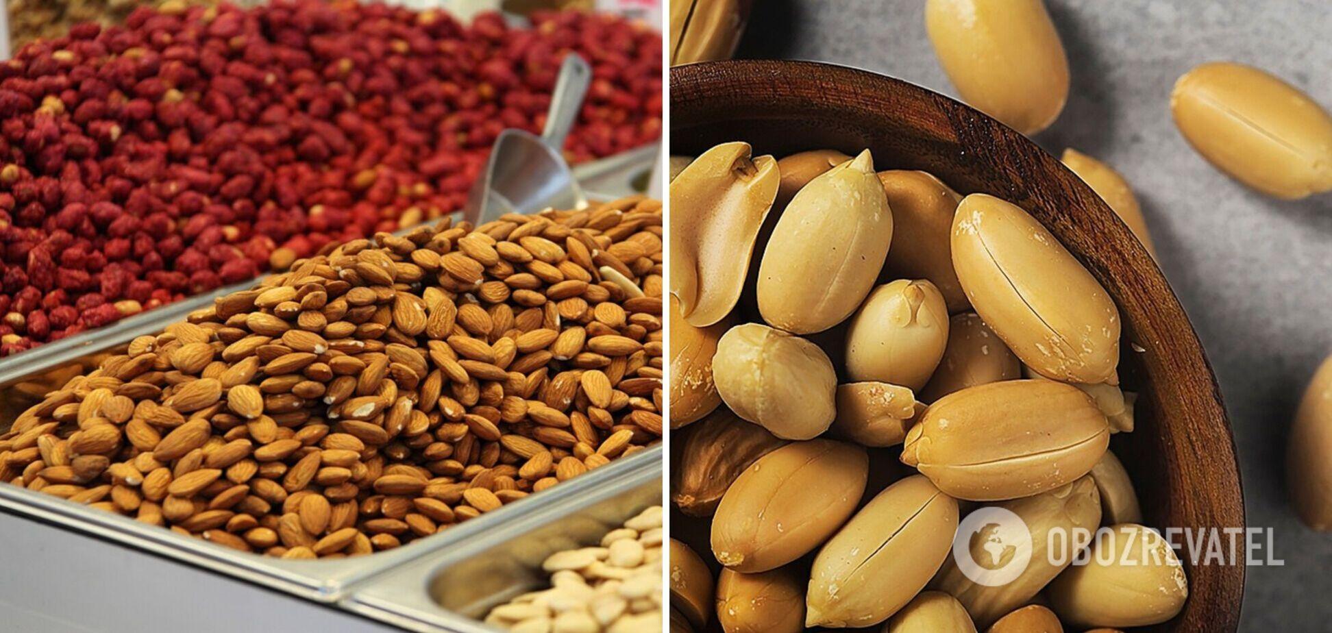 Експерти назвали найкорисніший горіх: головні переваги