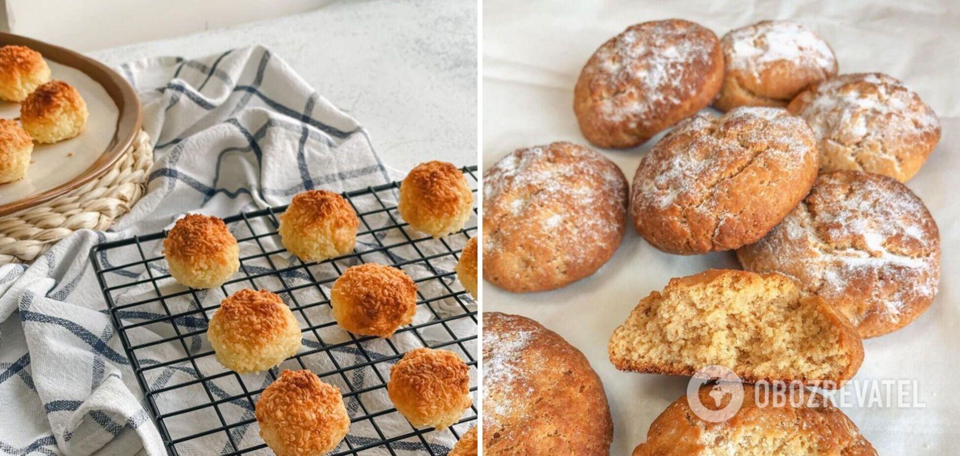 Як приготувати небанальне печиво: мінімум інгредієнтів та часу