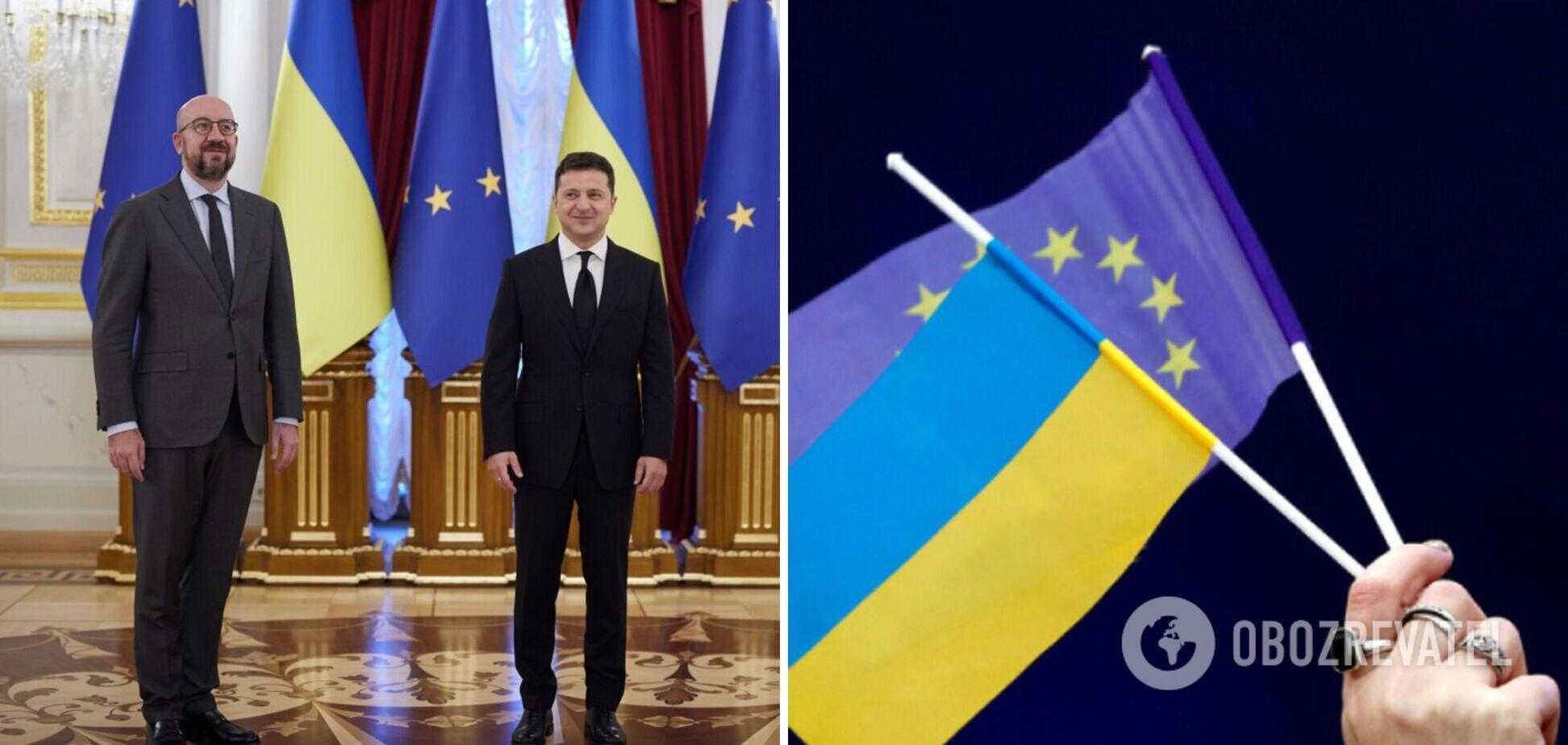 Зеленский: сигнал о перспективах членства Украины в ЕС должен получить каждый украинец