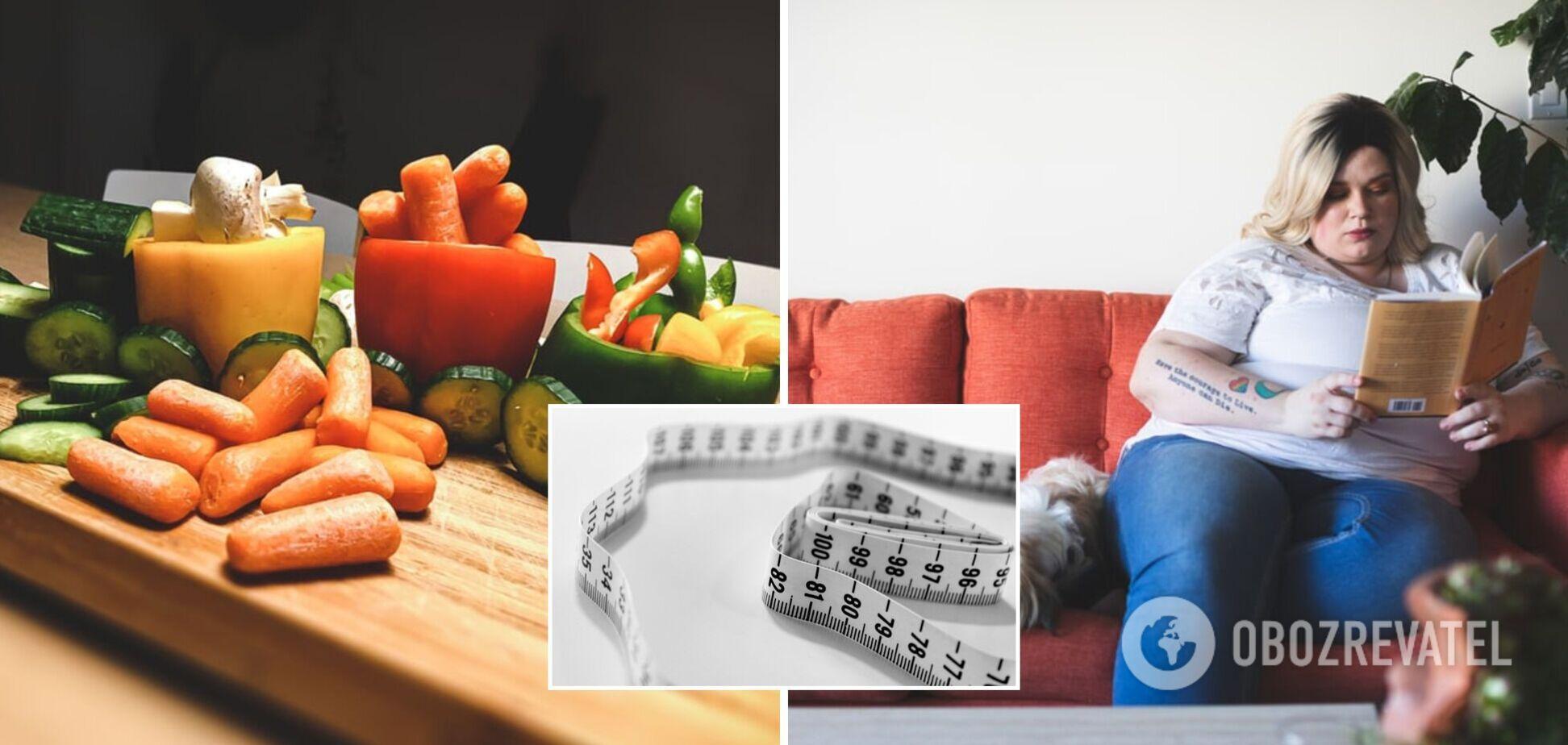 Чому дієта не допомагає схуднути: психолог вказала на важливий фактор