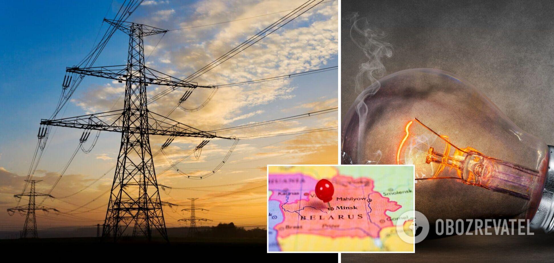 Кабмін планує відновити імпорт електроенергії з Білорусі – ЗМІ