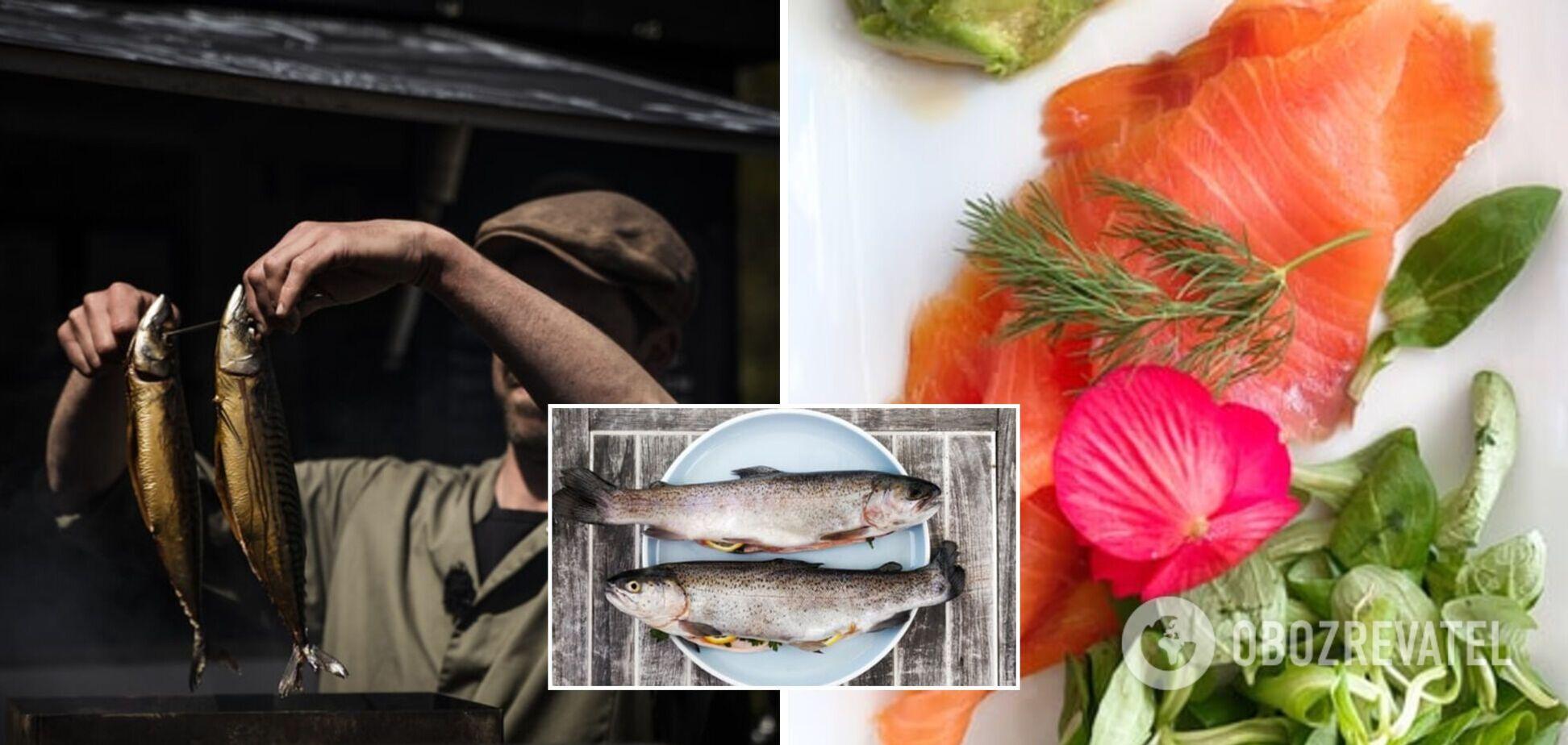 Надо есть два раза в неделю: названы полезные виды рыб
