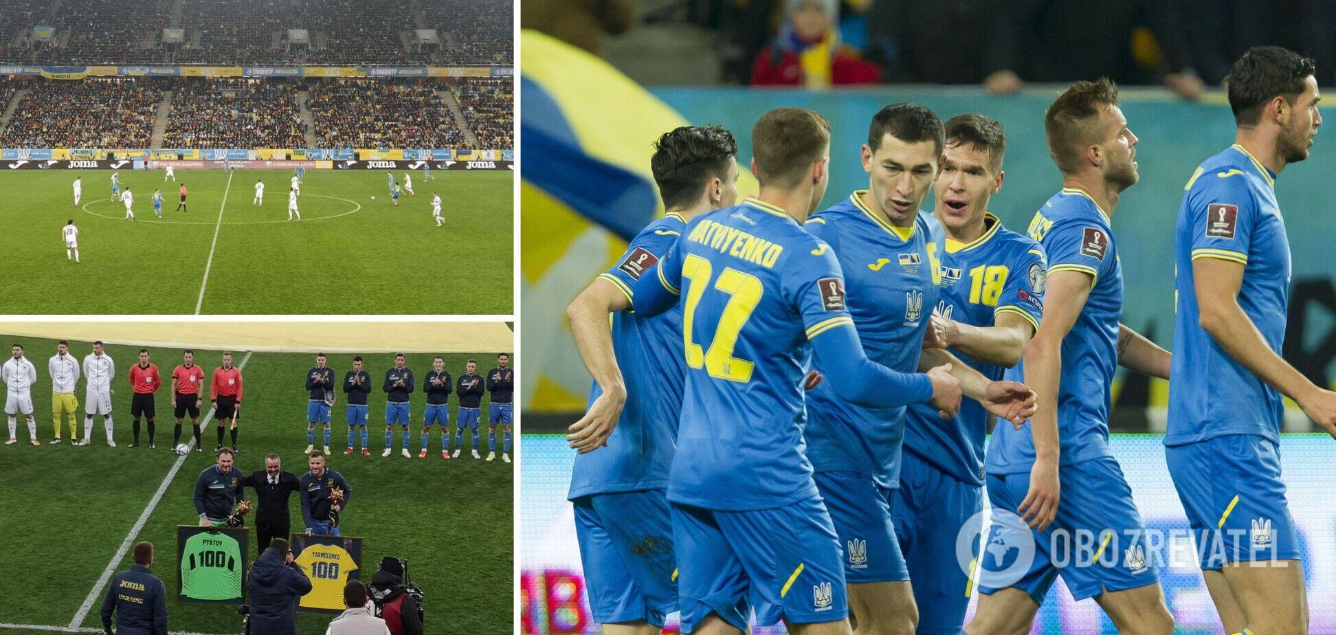 Рахунок рівний! Україна – Боснія та Герцеговина – 1-1: онлайн-трансляція матчу відбору ЧС-2022