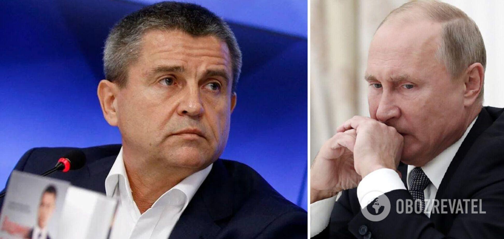 В России умер экс-спикер Следкома РФ Маркин: был одним из самых известных представителей режима Путина. Фото