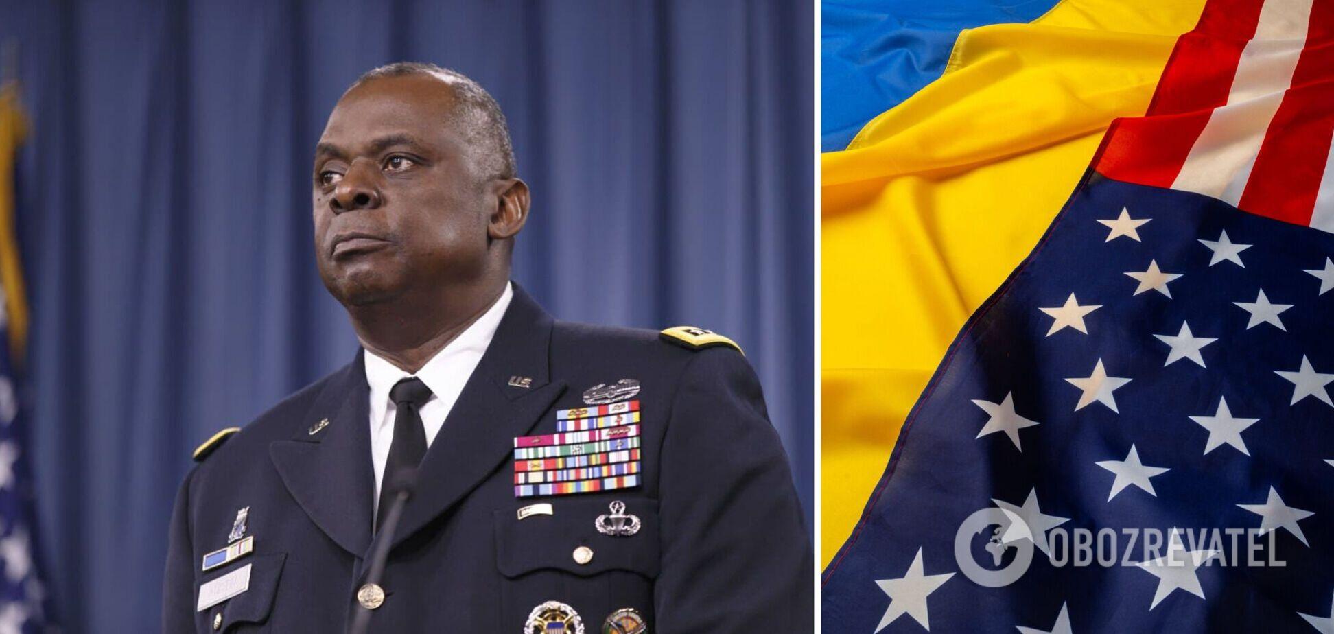 В Україну прибув глава Пентагону Ллойд Остін