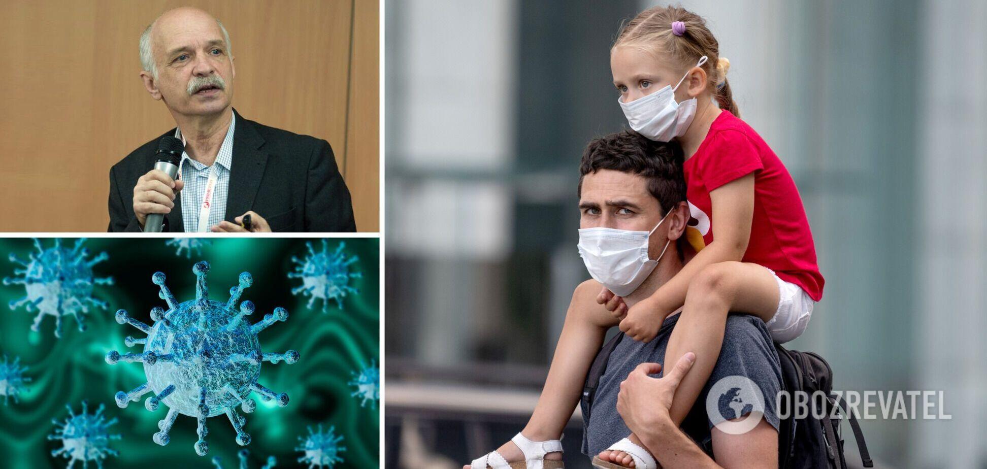 Дети стали чаще и тяжелее болеть коронавирусом