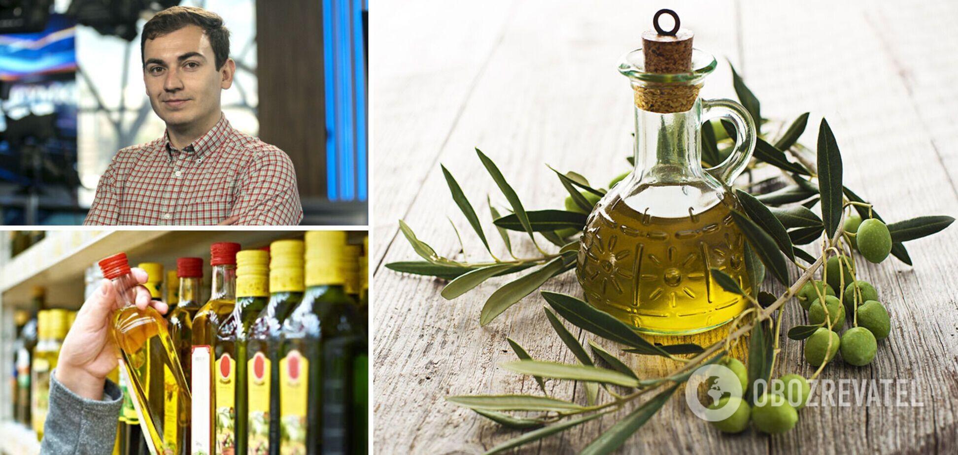 'Просто смітник': озвучено масштаби фальсифікації оливкової олії