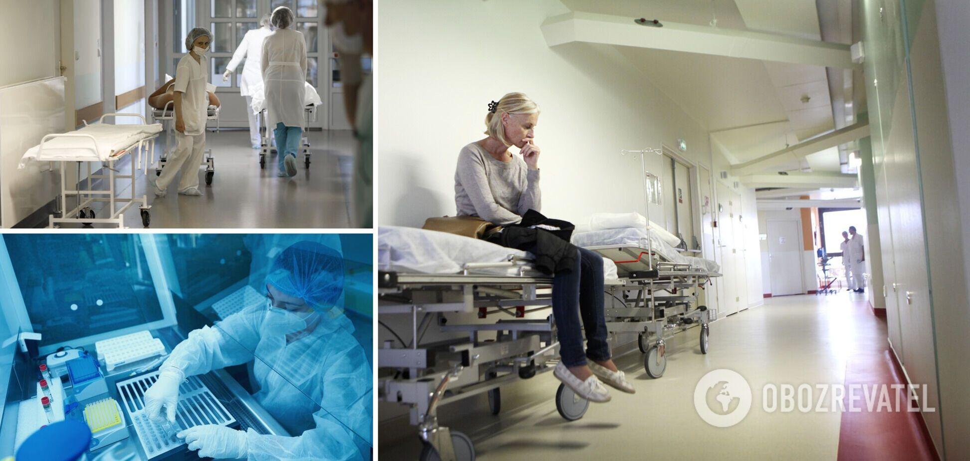 У лікарнях буде більше 50 тисяч пацієнтів: в РНБО назвали дату піку COVID-19