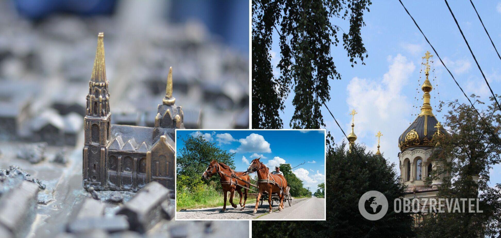 7 міст, які найкраще підходять для поїздки по Україні на вихідні