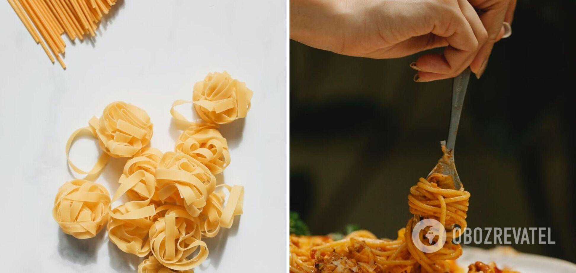 'Гнізда з секретом': як можна святково приготувати макарони