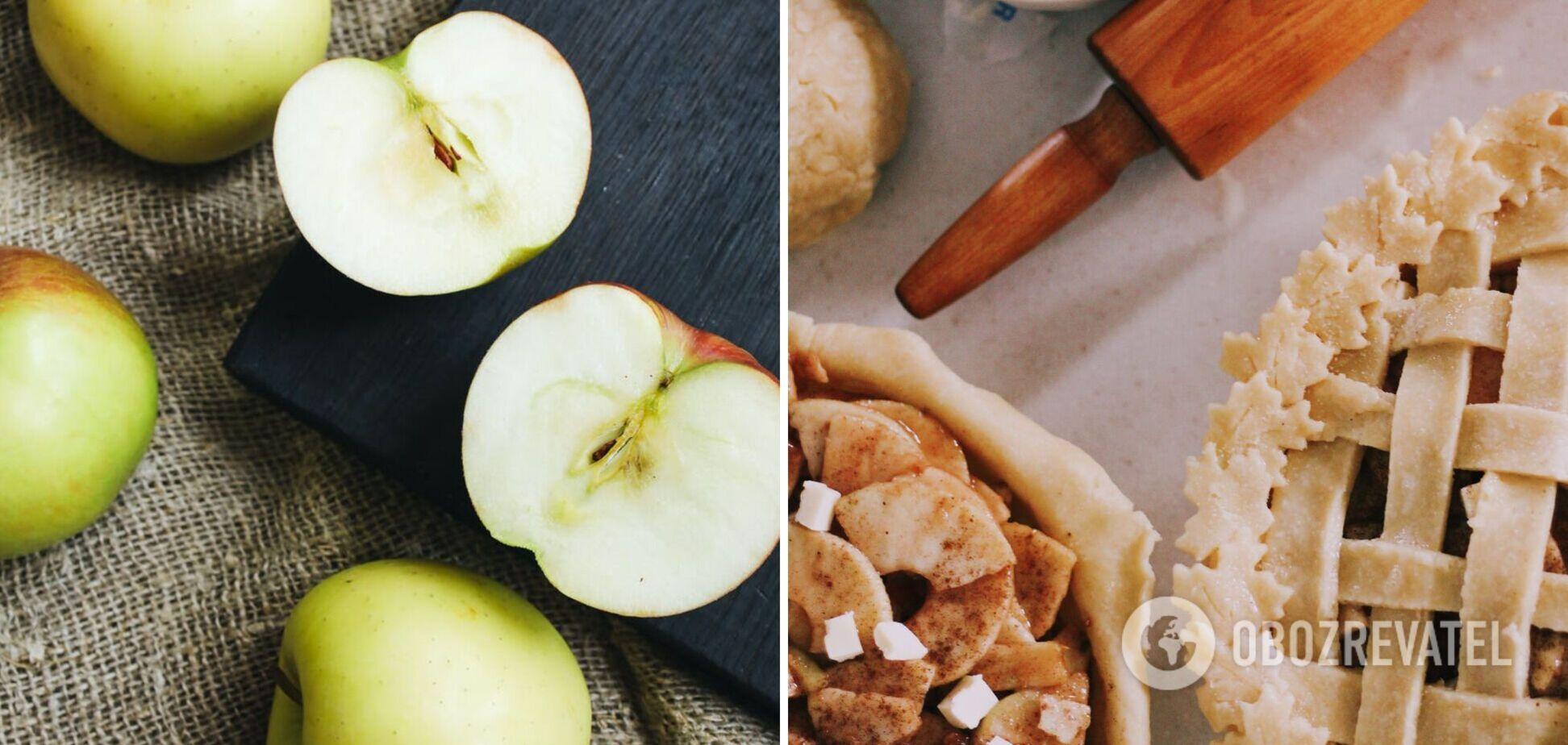Пироги з яблук для святкового столу – вишукані десерти з осінніми фруктами