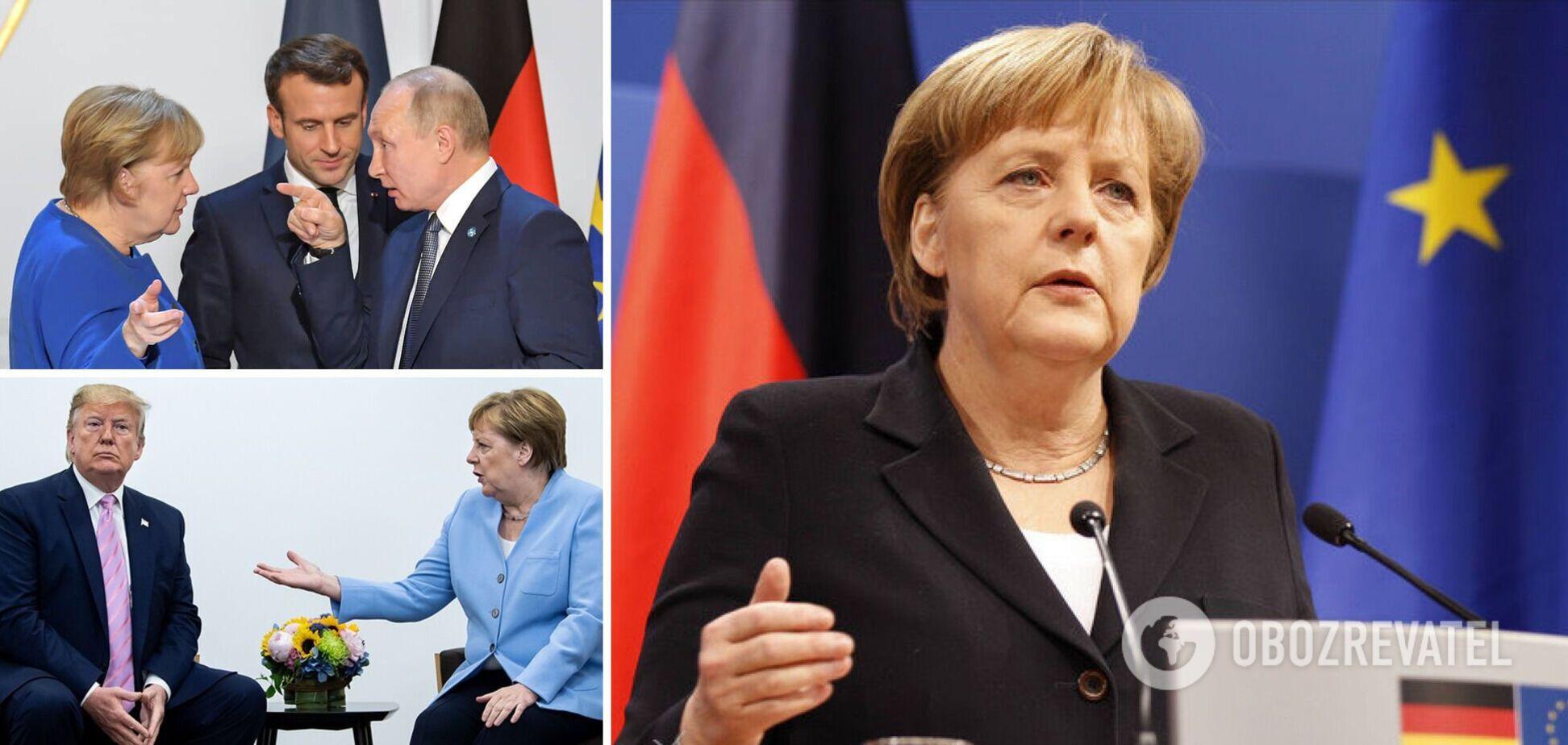 Канцлер в эпоху кризисов: DW выпустила документальный фильм об Ангеле Меркель. Видео