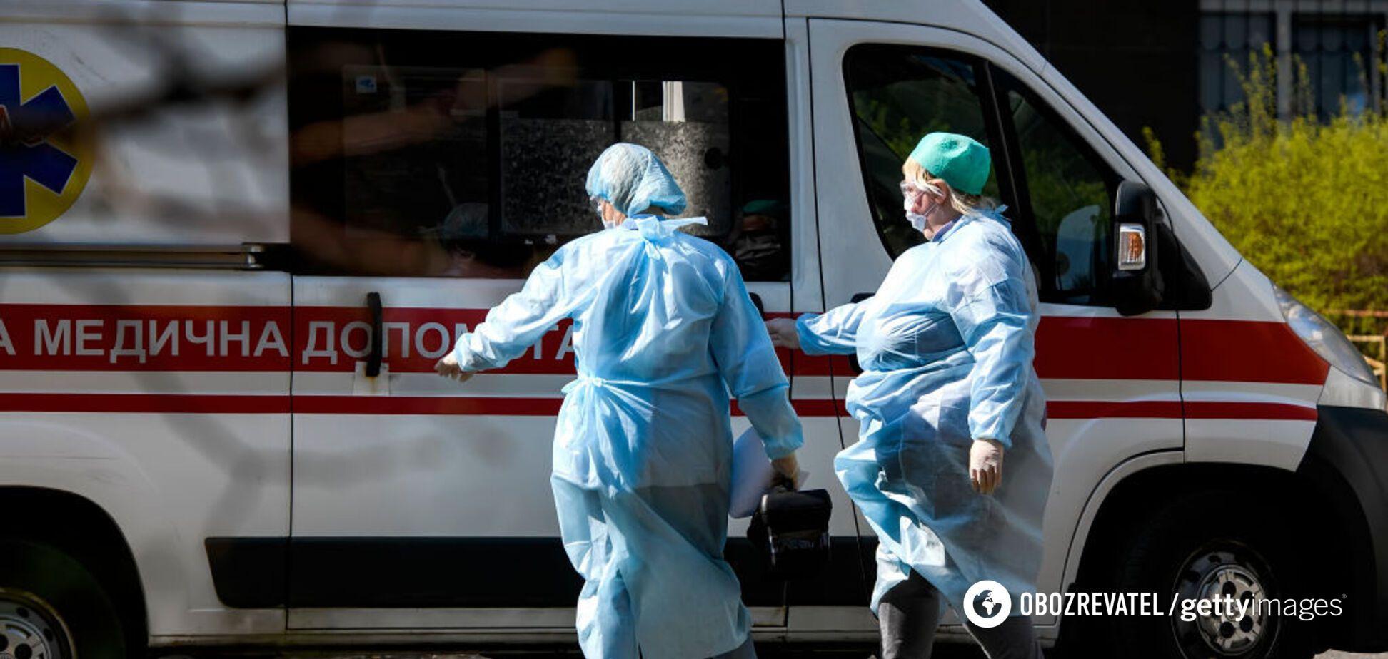 В Украине установили рекорд по количеству вызовов скорой за сутки: к кому медики не приедут