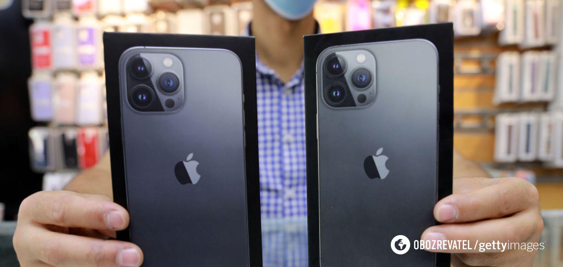 В iPhone 13 виявили помилки після оновлення до iOS 15