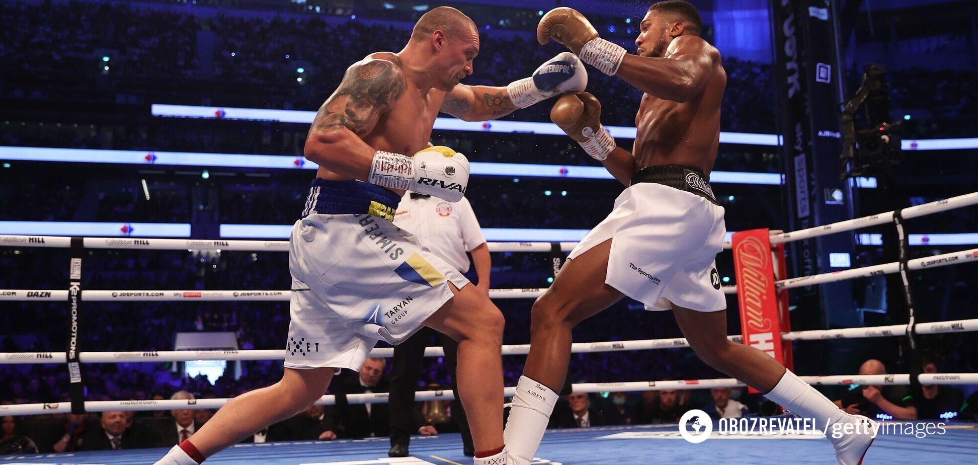 'Усик – молодець!' Російський Витязь Повєткін захопився українським боксером