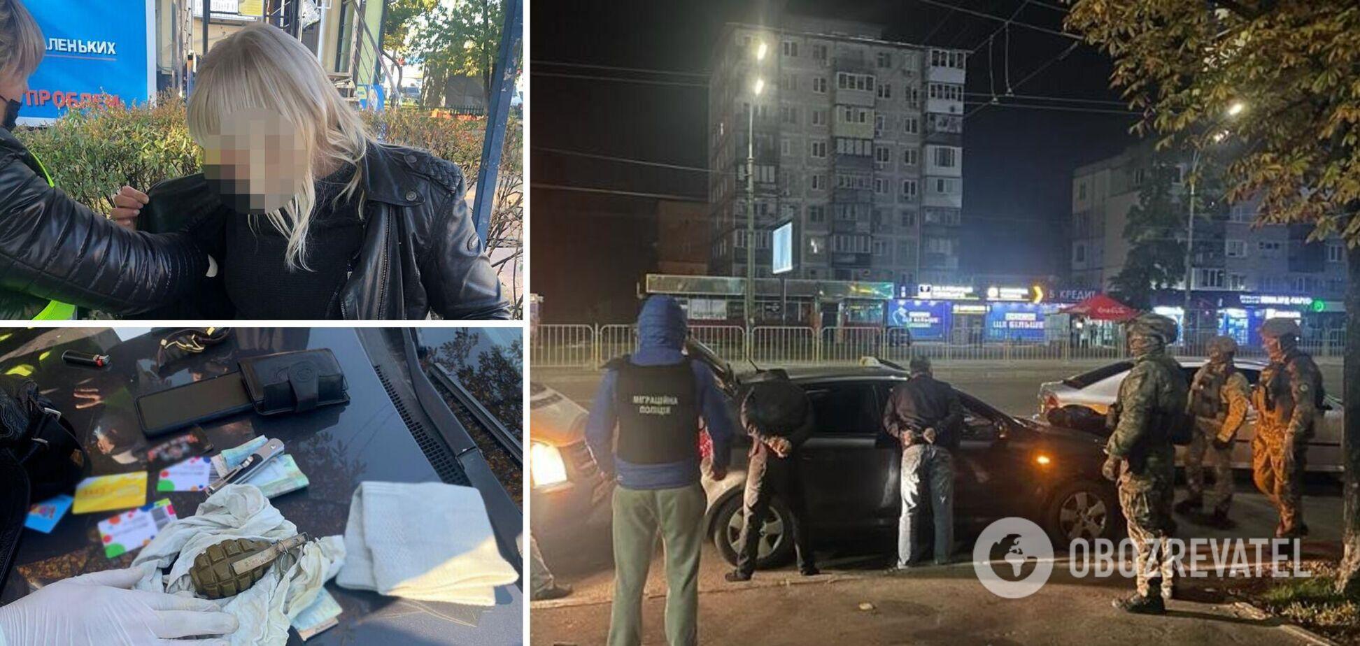 В Киеве задержали банду 'клофелинщиков', на счету которых ограбления и смерть человека. Фото и видео
