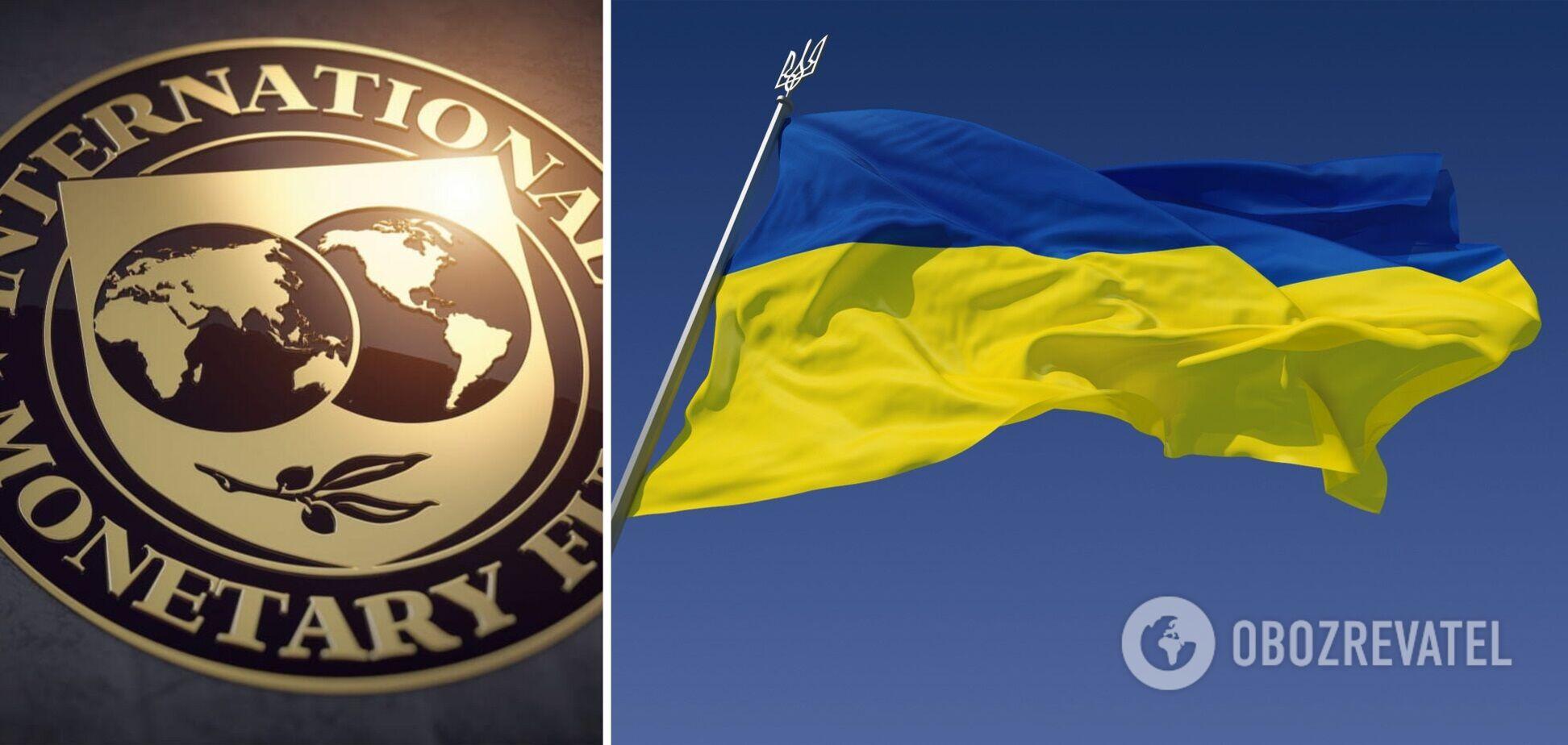МВФ прогнозує Україні зростання безробіття і курсу долара