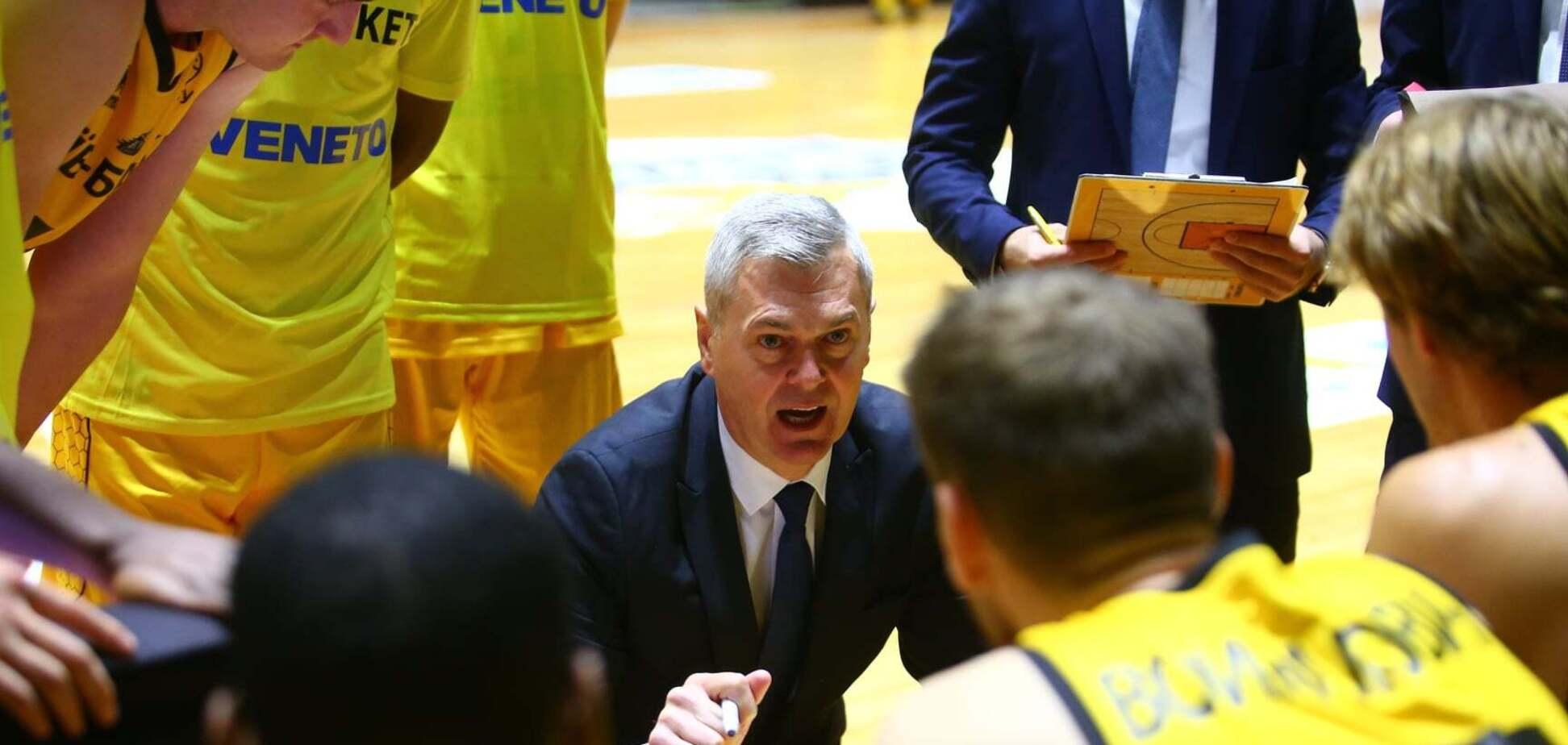 'Київ-Баскет' зіграє в Ізраїлі: анонс матчу баскетбольного єврокубку