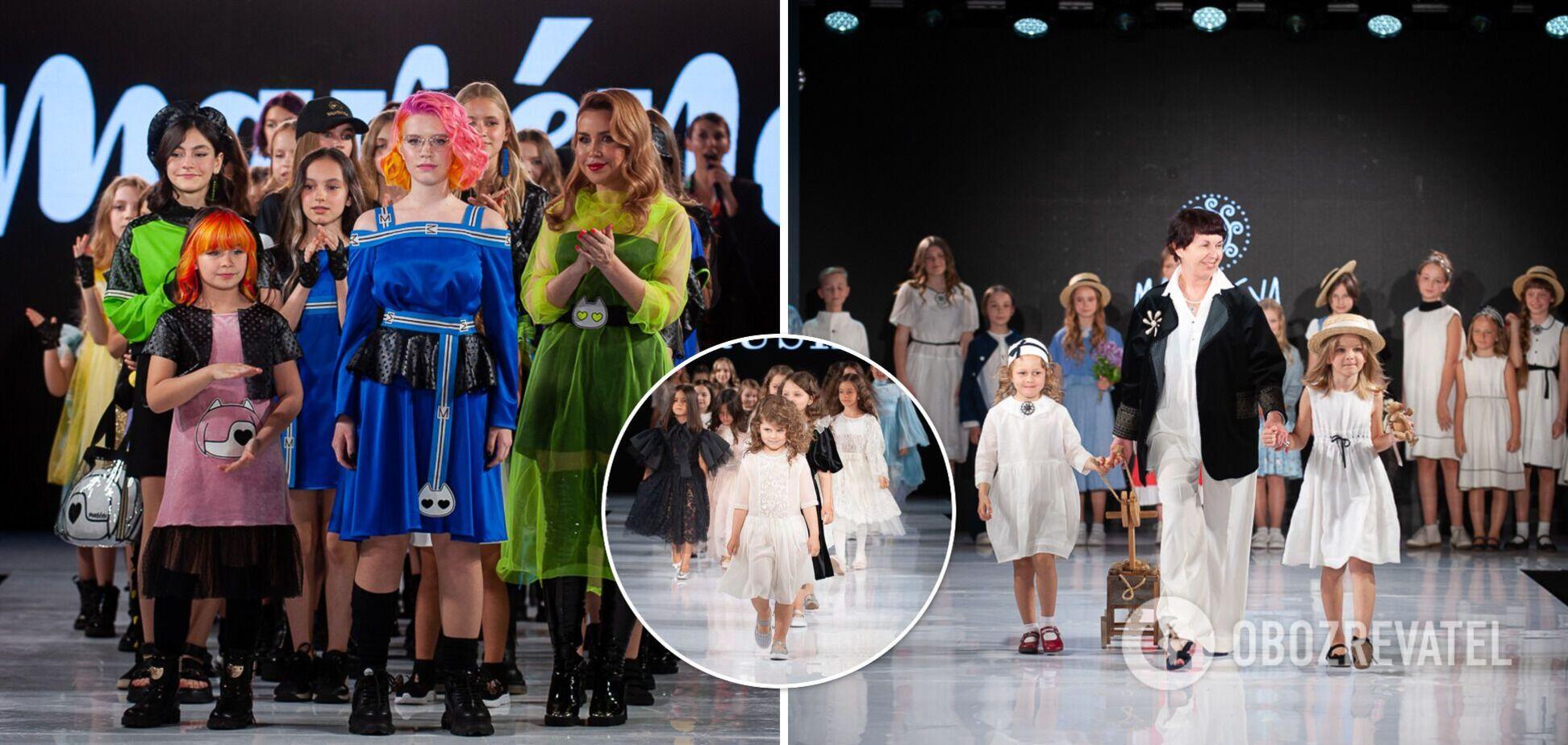В Киеве пройдет пятый Junior Fashion Week – чего ждать от юбилейного показа