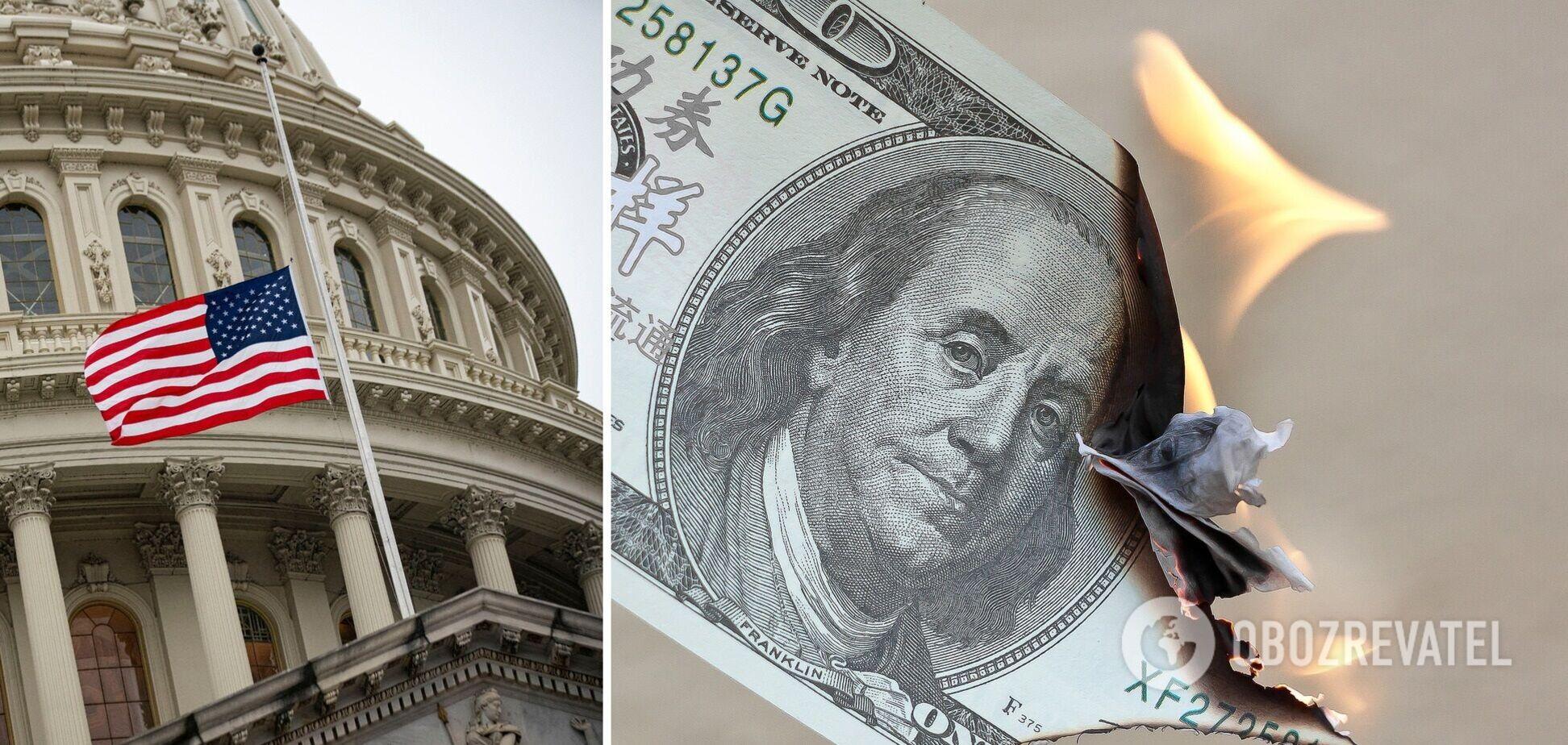 США збільшили ліміт держборгу і уникли дефолту