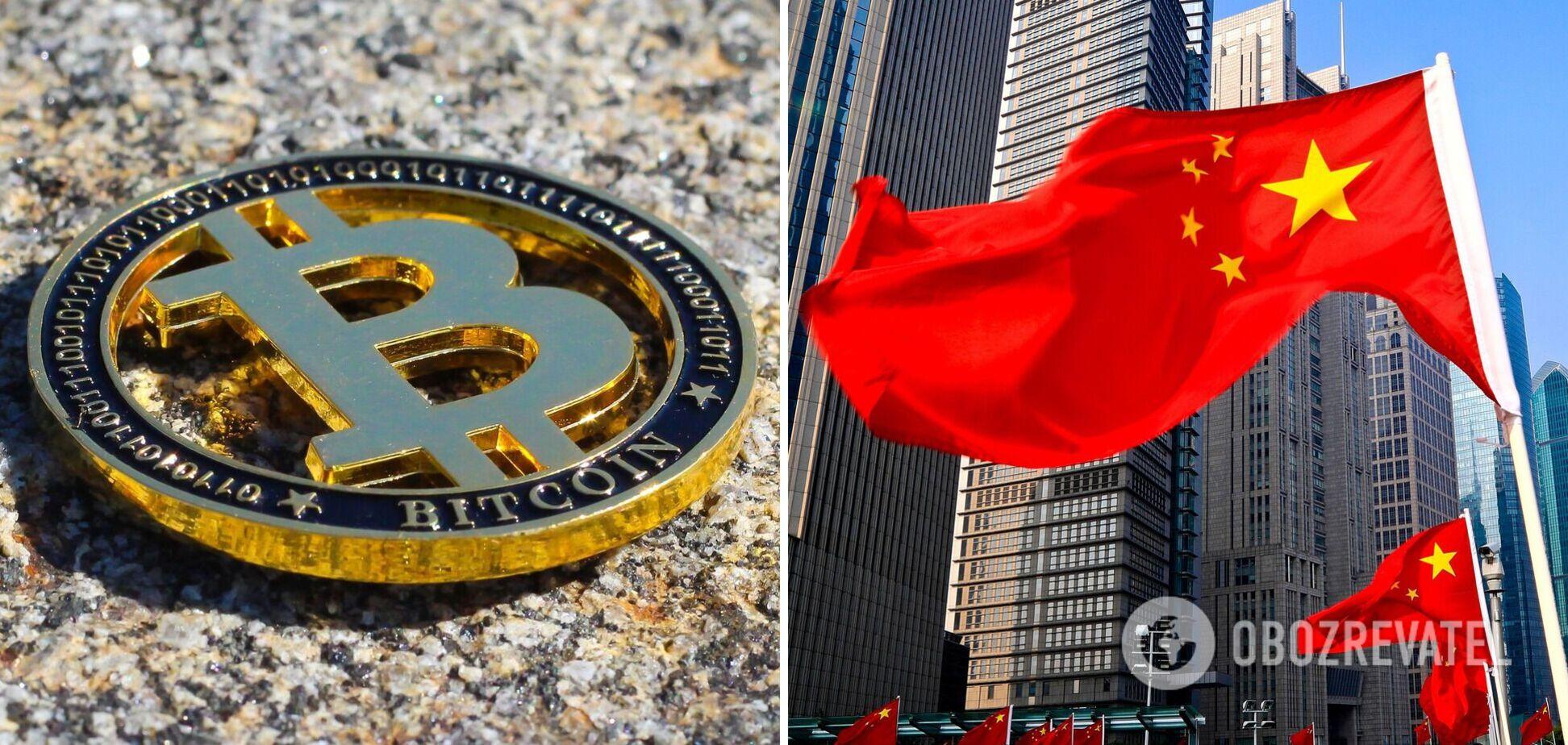 Китай зацікавився CBDC