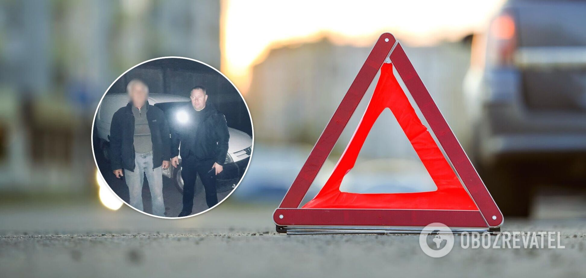 Обстоятельства ДТП установит полиция