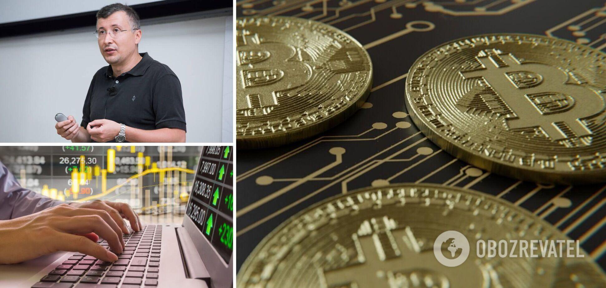 Олег Цивінський розповів про майбутнє криптовалют