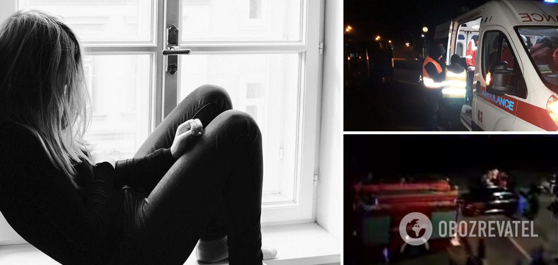 В Одесі дівчина відкрила в квартирі газ і вистрибнула з вікна: мешканців будинку довелося евакуювати. Відео