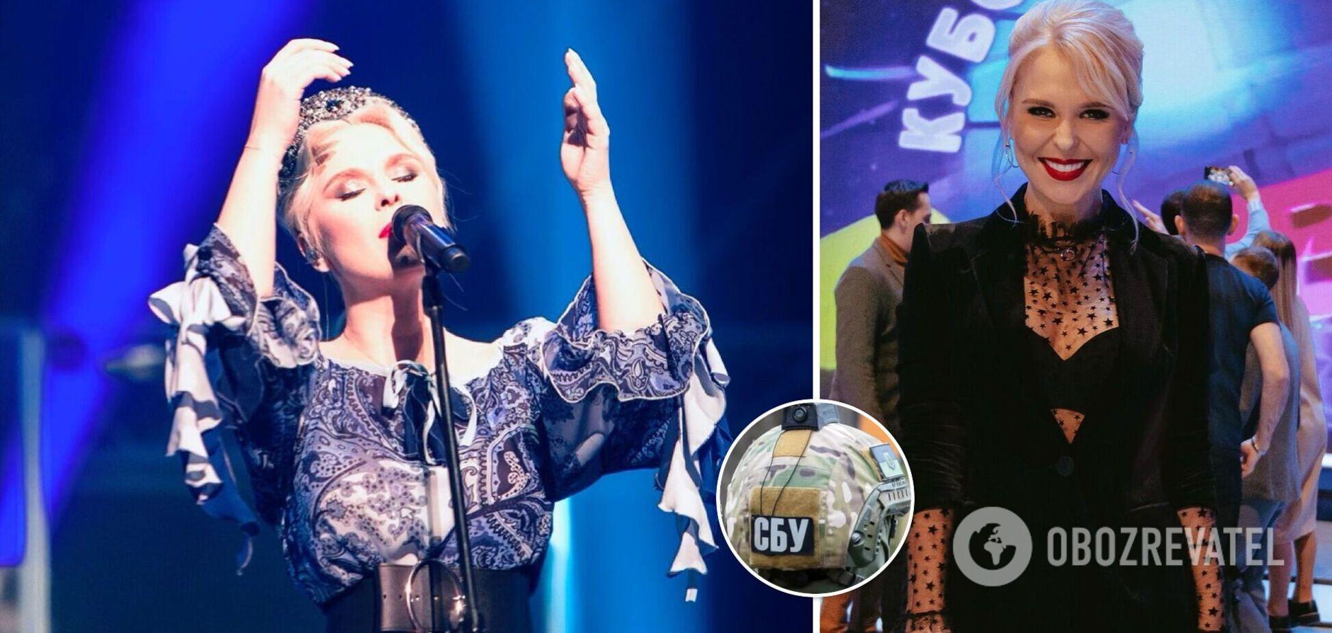 СБУ заборонила в'їзд співачці Пелагеї в Україну. Подробиці