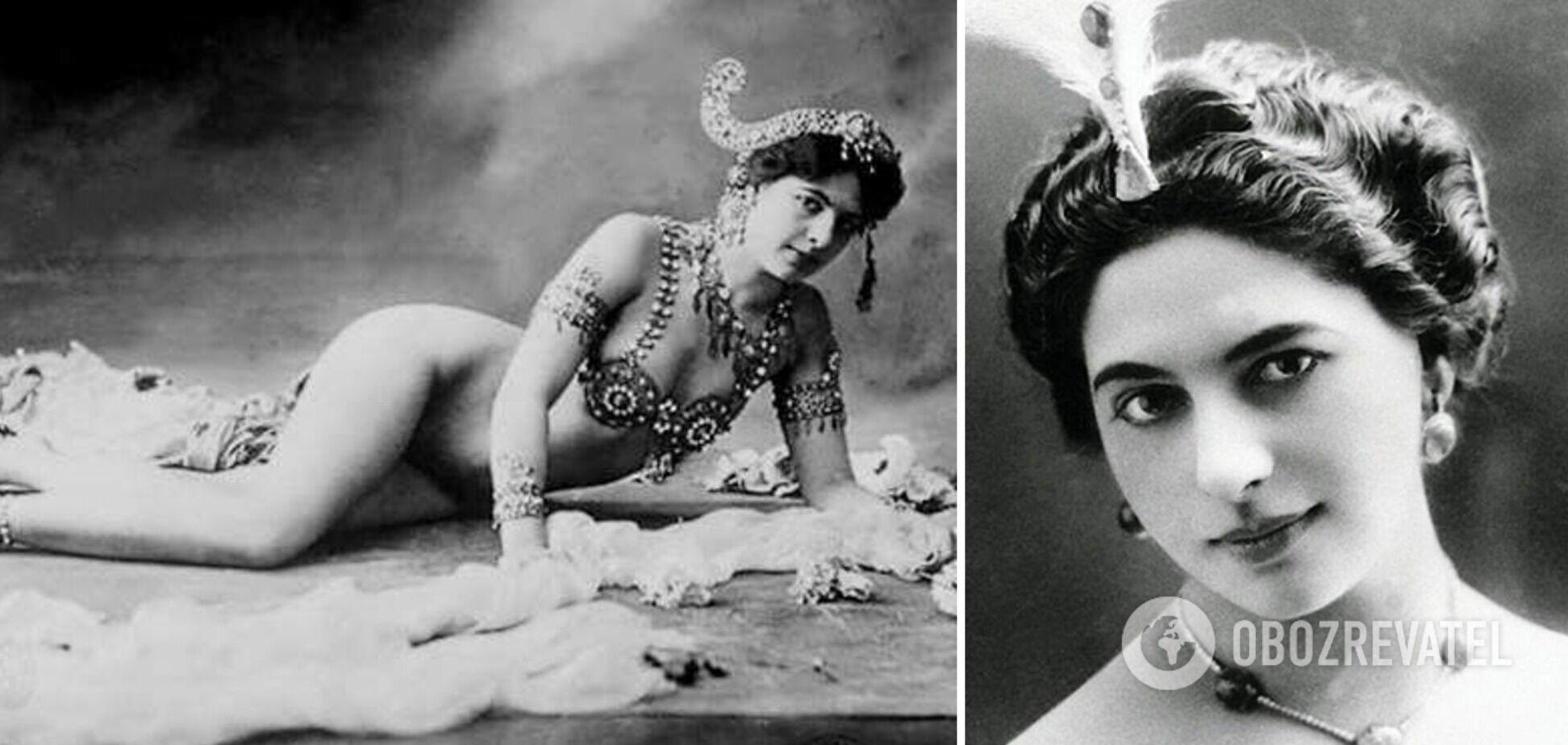 Мата Гарі була танцівницею і куртизанкою