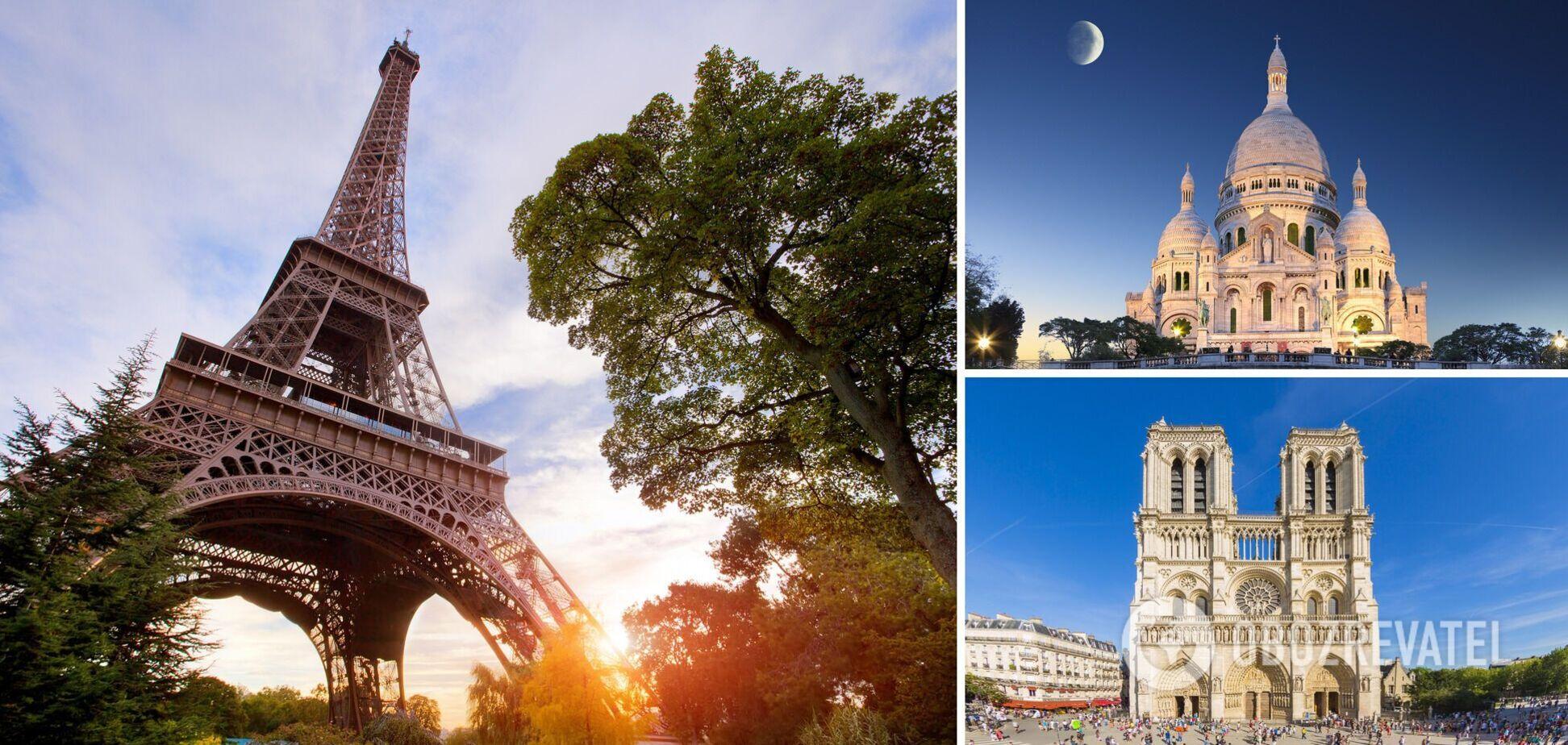 Едем в Париж! Рассказываем, что обязательно нужно увидеть в столице Франции