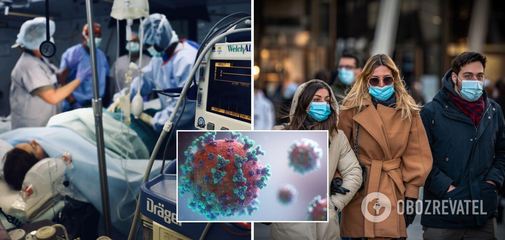 У Чернівцях заявили про брак кисневих точок для хворих на COVID-19 і пояснили необхідність вакцинації