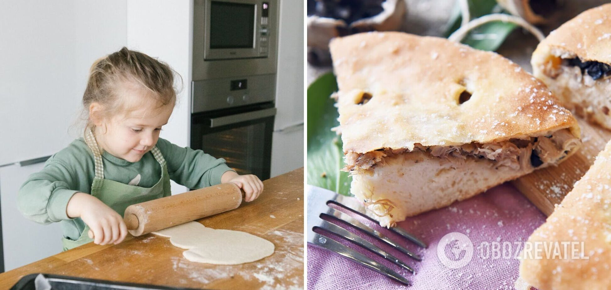 Осетинський пиріг: елементарна страва, до якої підійде будь-яка начинка