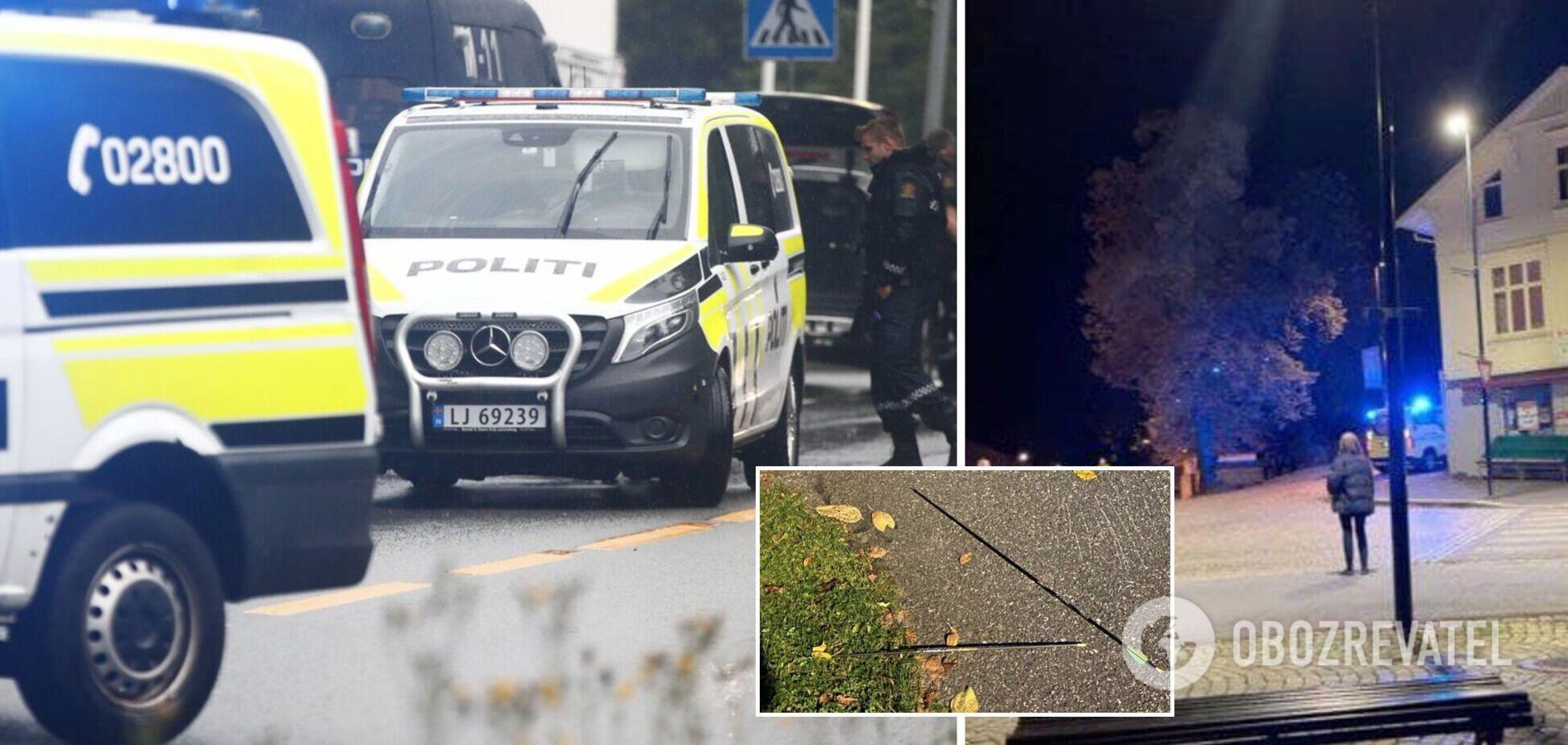 В норвежском Конгсберге мужчина застрелил из лука пять человек: его признали террористом. Все подробности