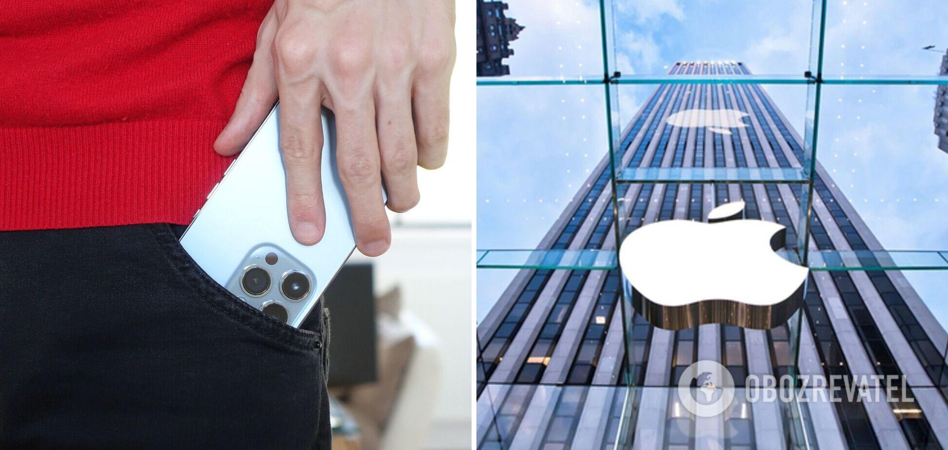 Apple сократит производство iPhone