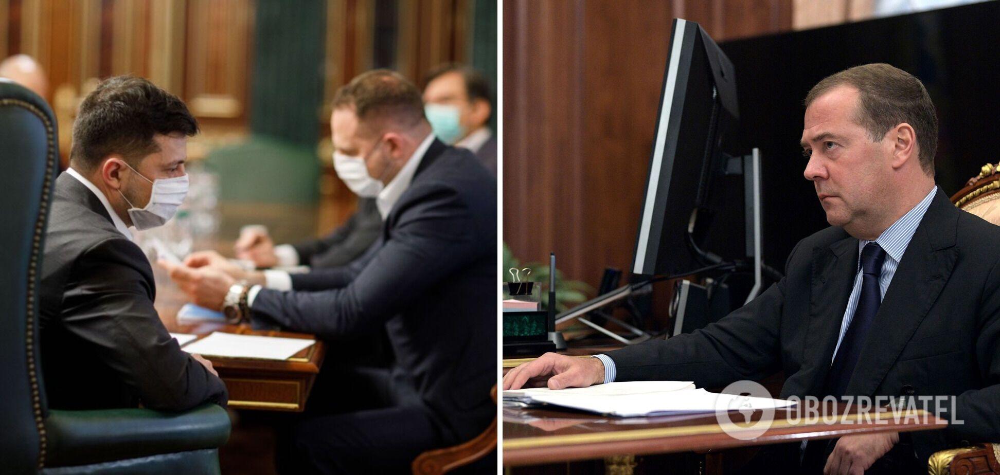 Медведев выскочил из конопли с пятью тезисами. Худшая копия путинского послания