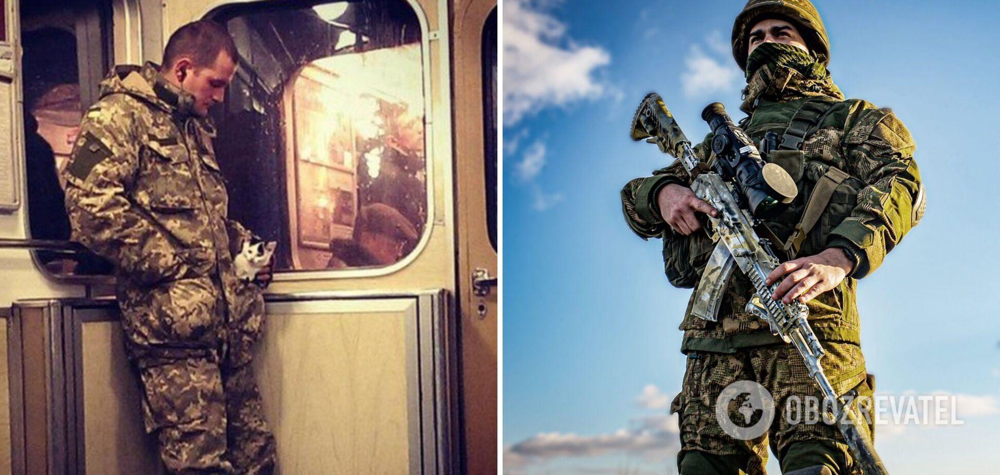 Бачиш українського солдата – пишайся!