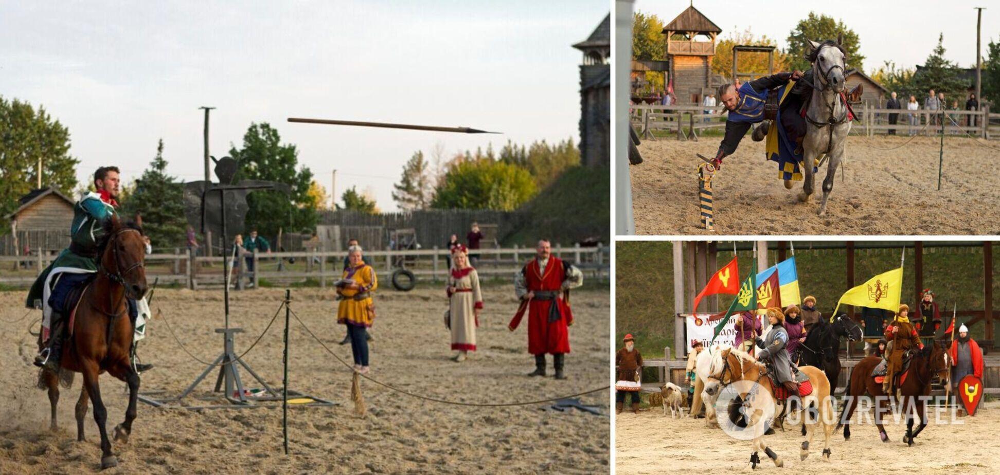 В 'Парке Киевская Русь' пройдет масштабное и зрелищное празднования Покрова