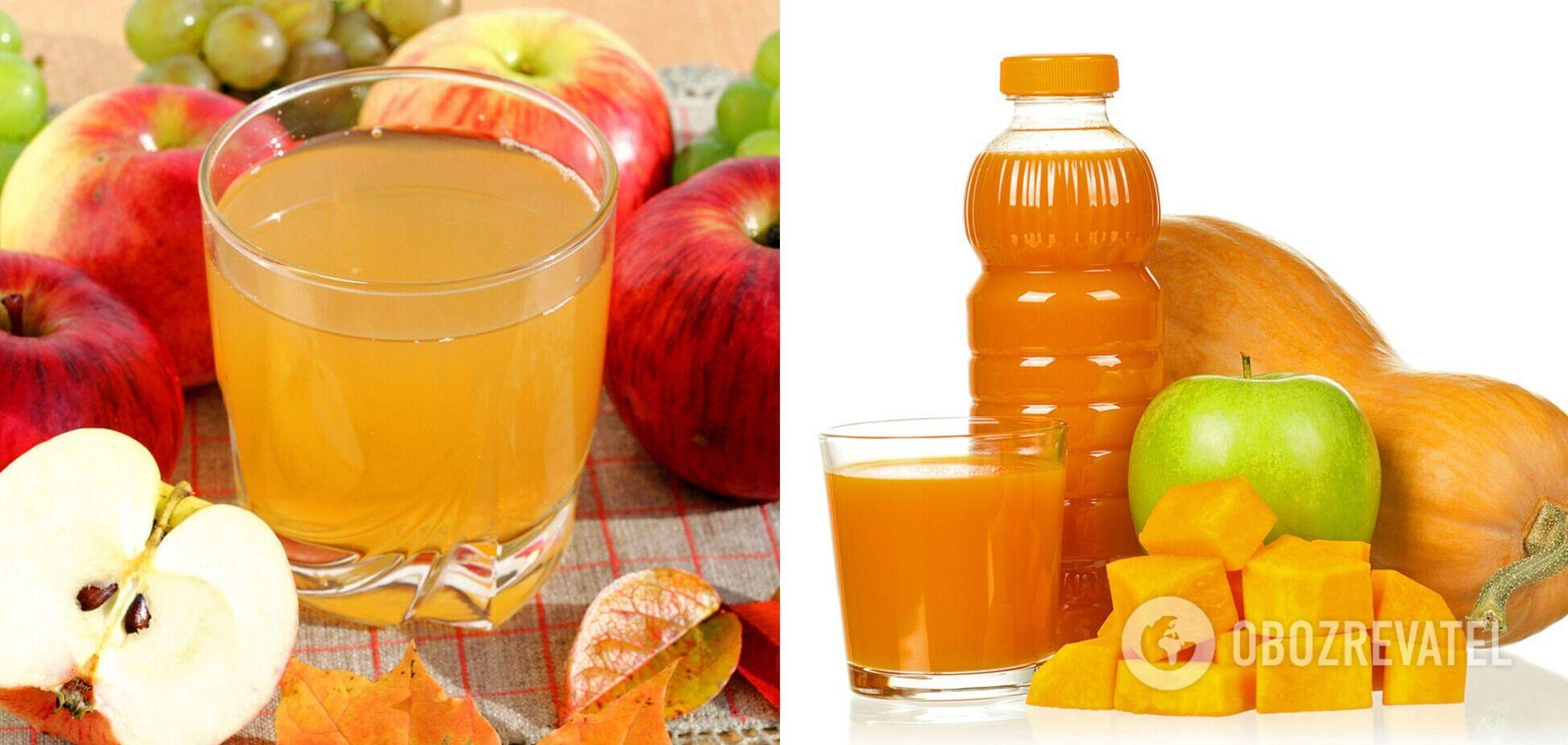 Домашні яблучні напої: найкращі заготівлі на зиму