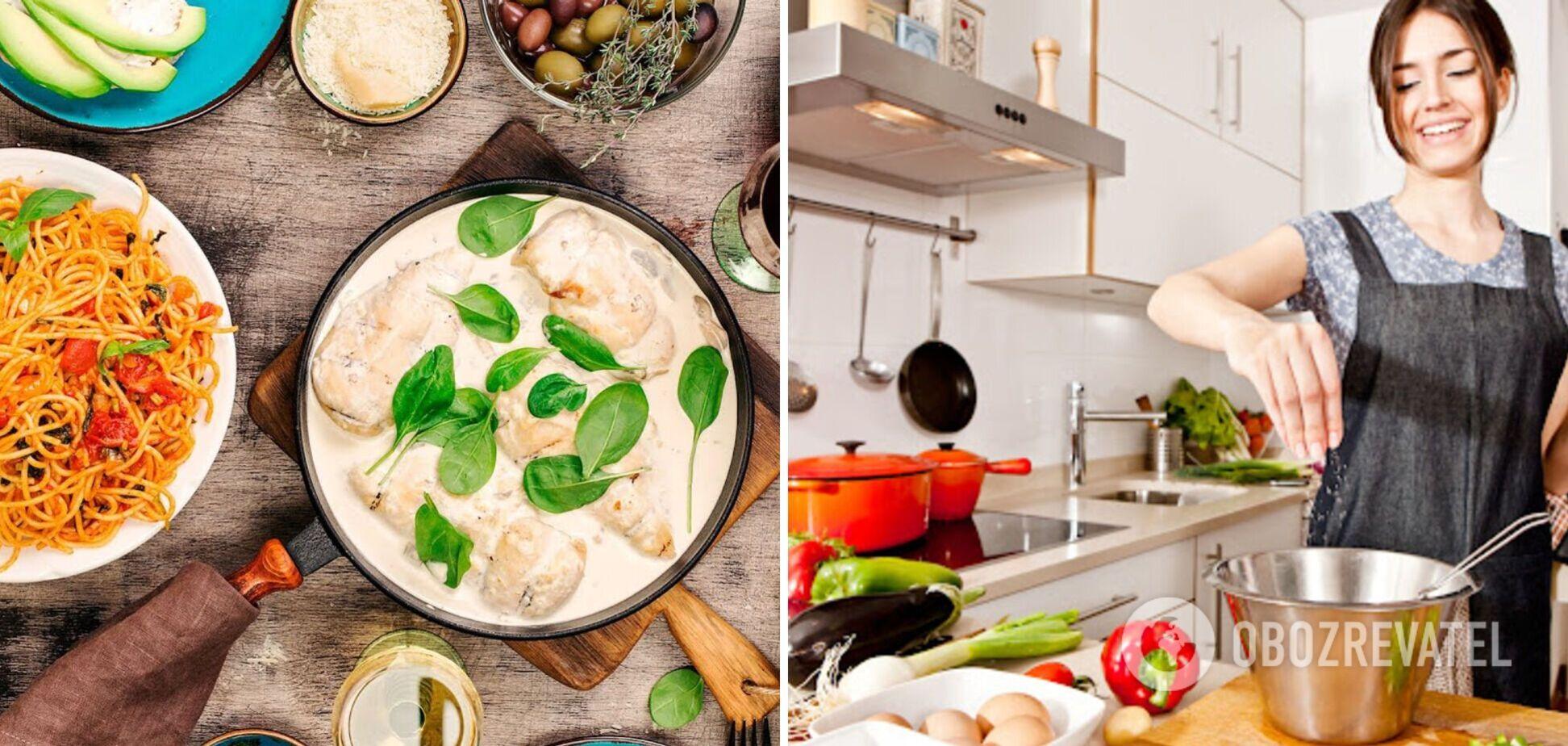 5 правил, які допоможуть покращити смак страв