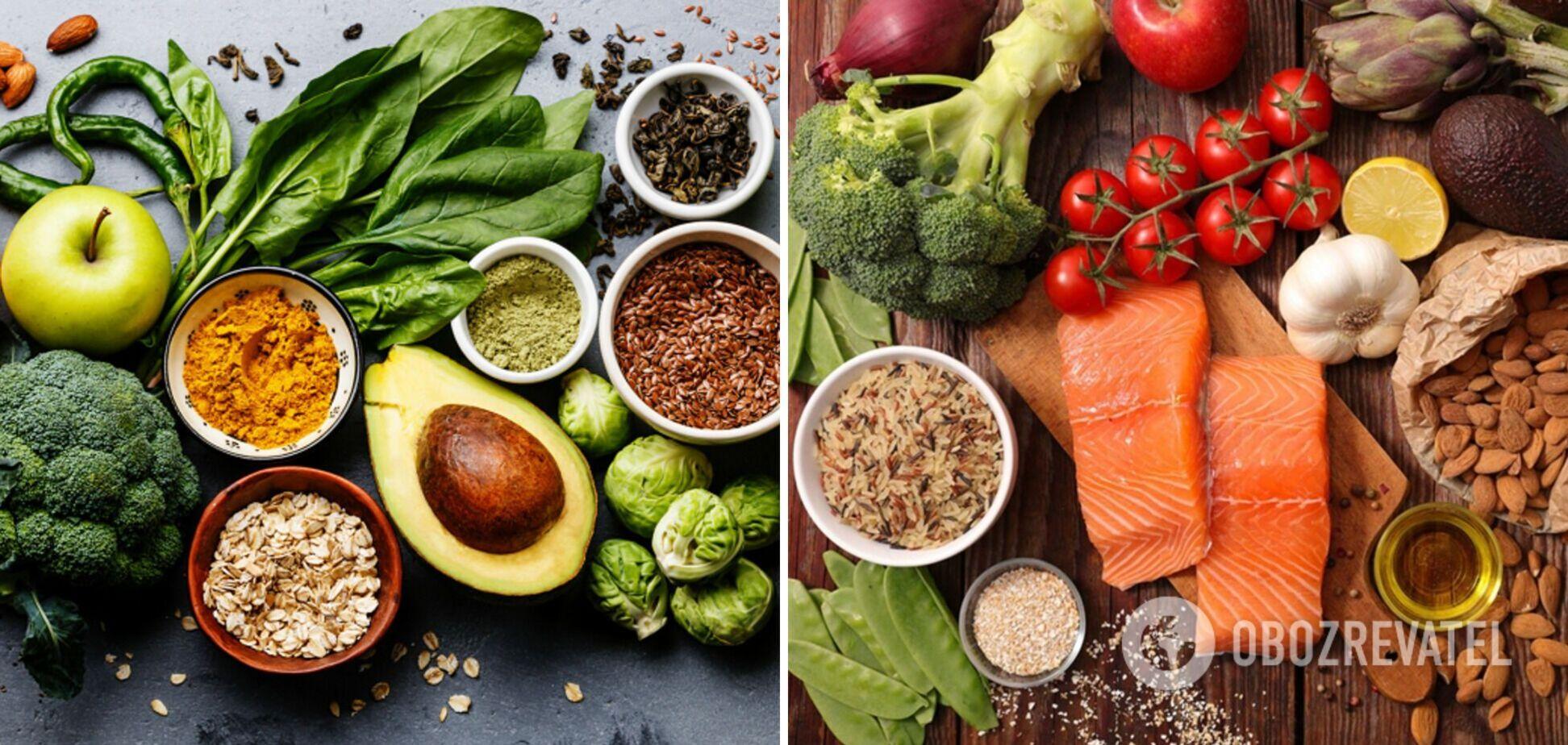 Полезные продукты, которые можно заменить