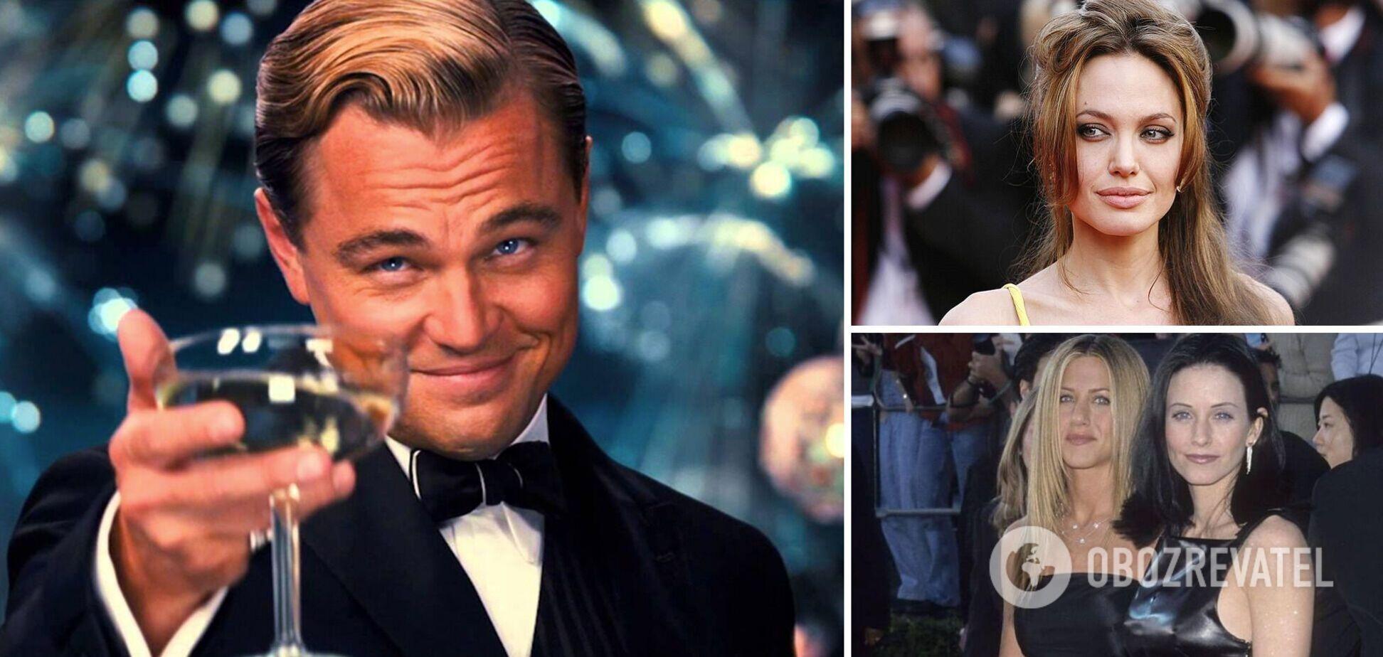 Як розважалися голлівудські зірки в 90-х. Архівні фото